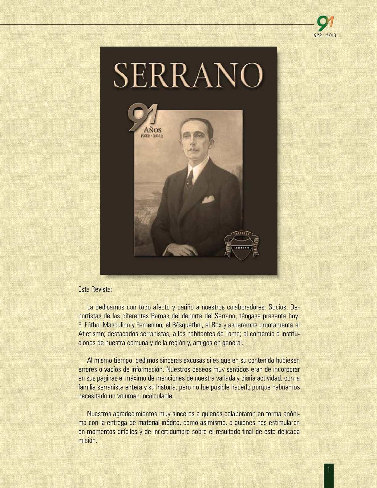 Calaméo - Revista Marcos Serrano
