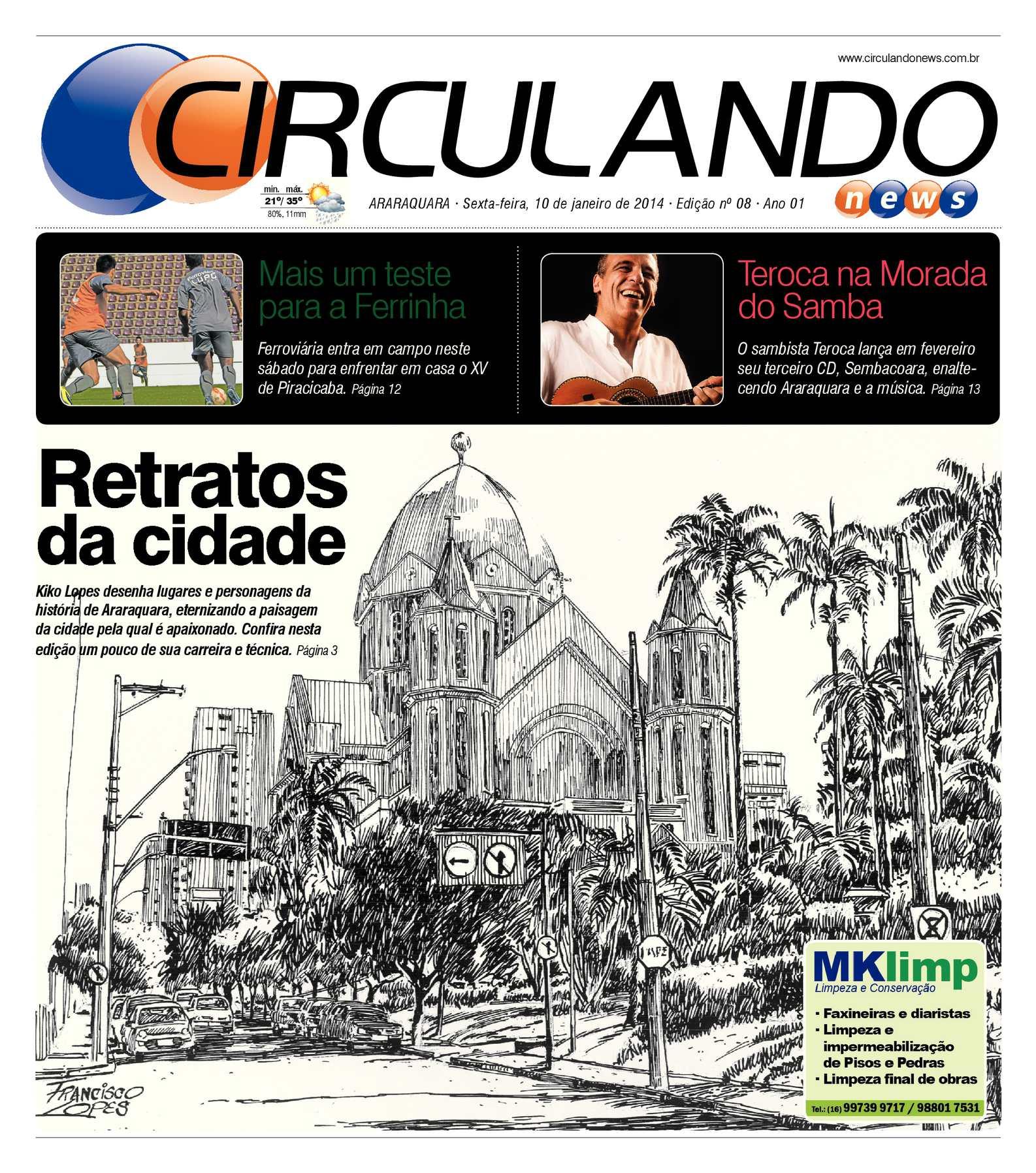 Circulando News 8