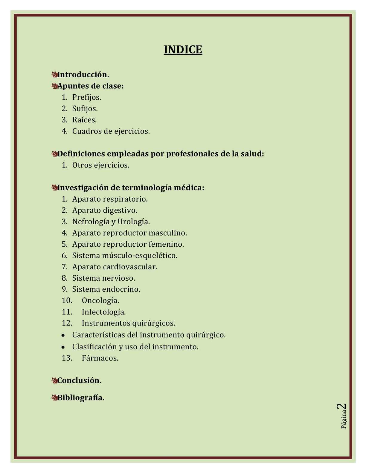 Calaméo - LIBRO DE CONSULTA TERMINOLOGIA MEDICA
