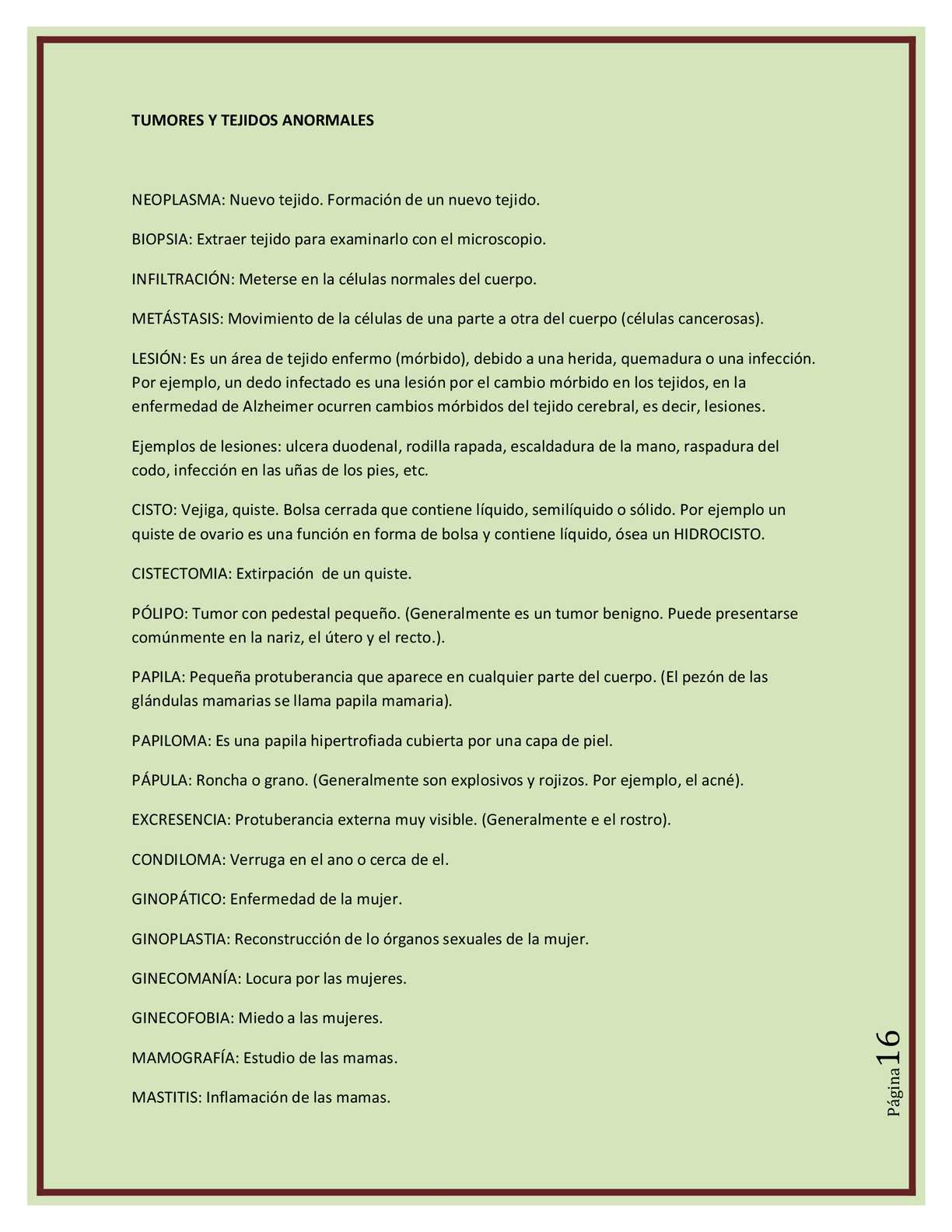 LIBRO DE CONSULTA TERMINOLOGIA MEDICA - CALAMEO Downloader