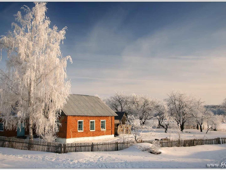 Зима в липецкой области фото 6