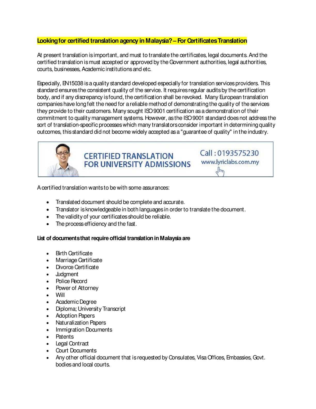 Calamo looking for certified translation agency in malaysia calamo looking for certified translation agency in malaysia for certificates translation aiddatafo Choice Image