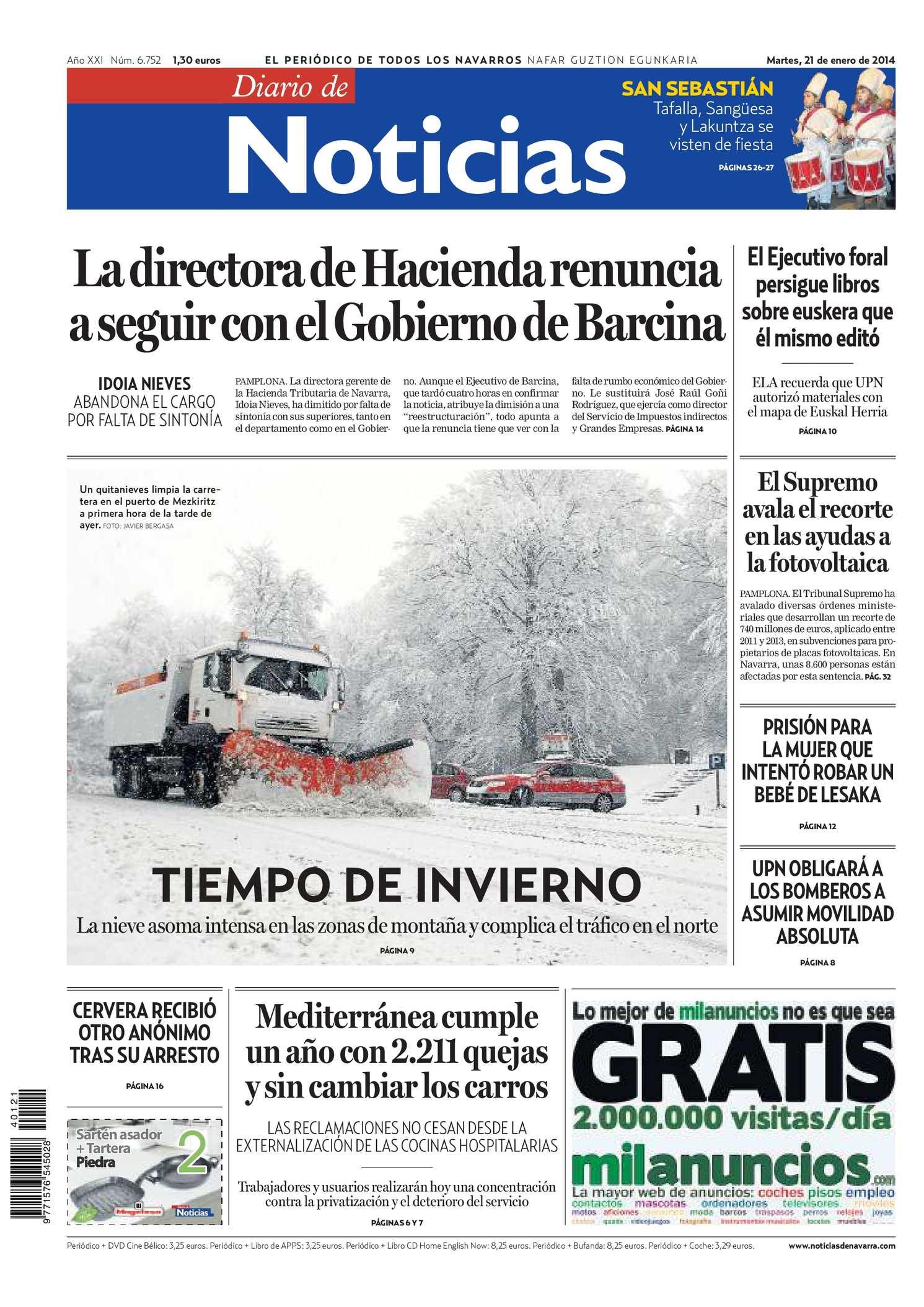 huge discount 56d30 fbb4f Calaméo - Diario de Noticias 20140121