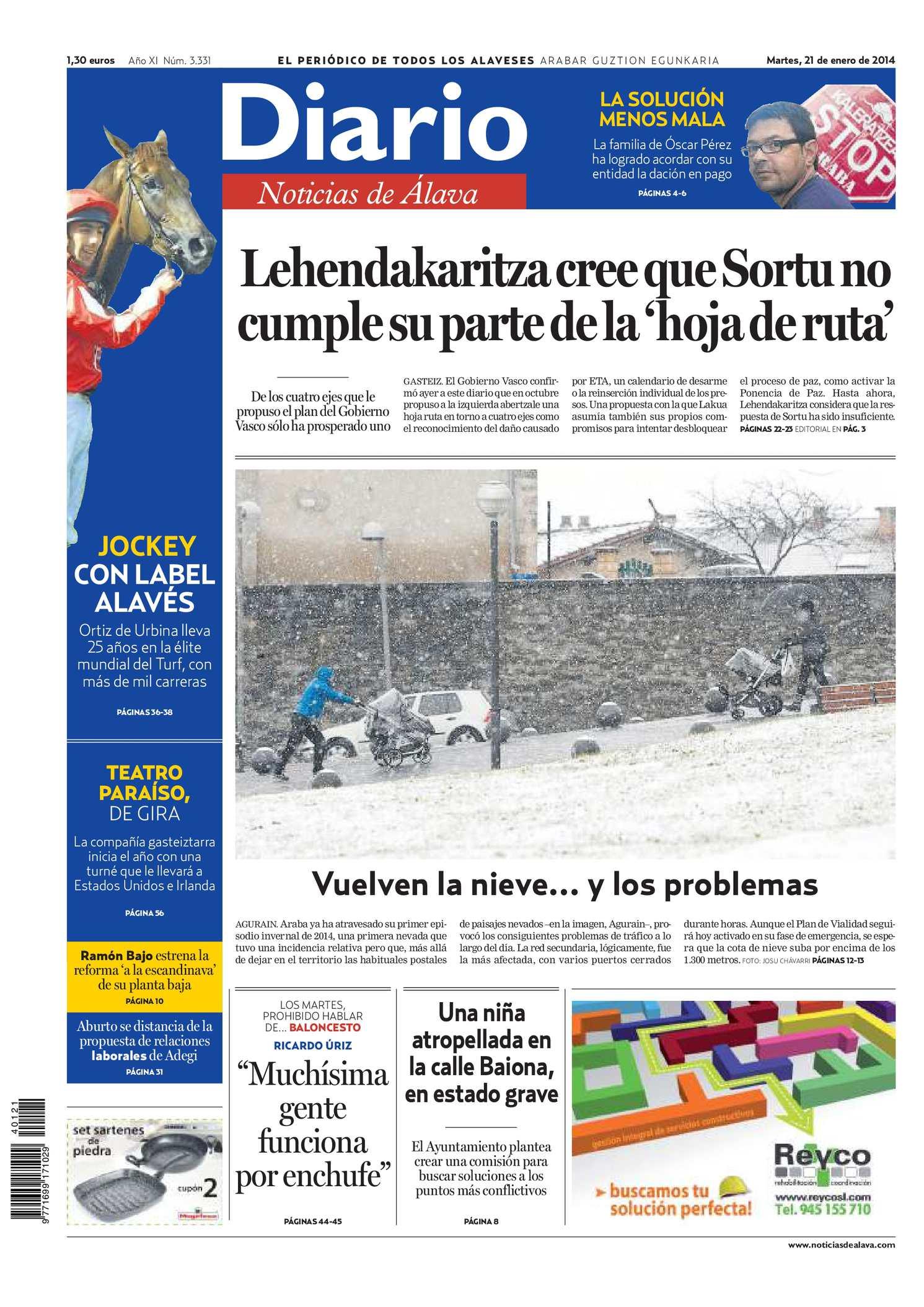 Calaméo - Diario de Noticias de Álava 20140121