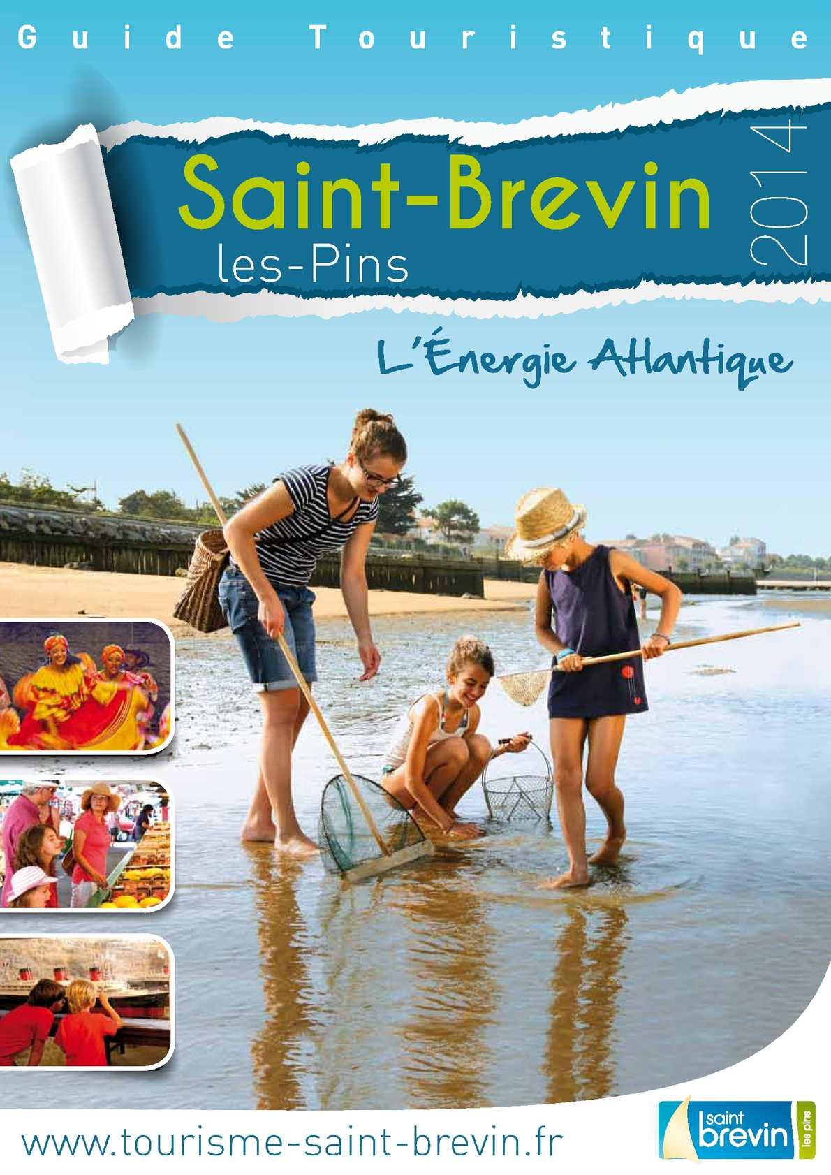 Calaméo Brochure touristique Saint Brevin 2014