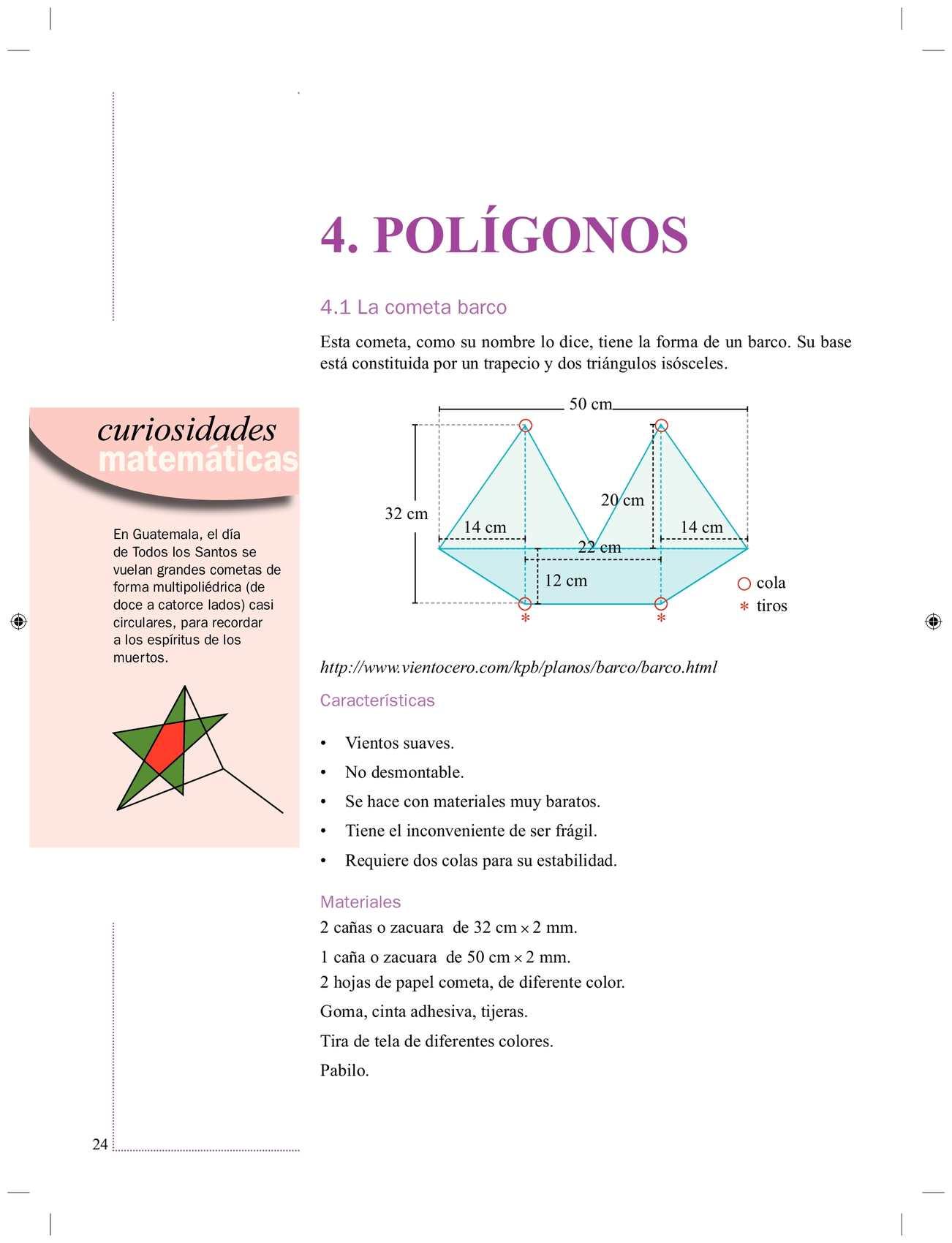 Geometría para cometas 5