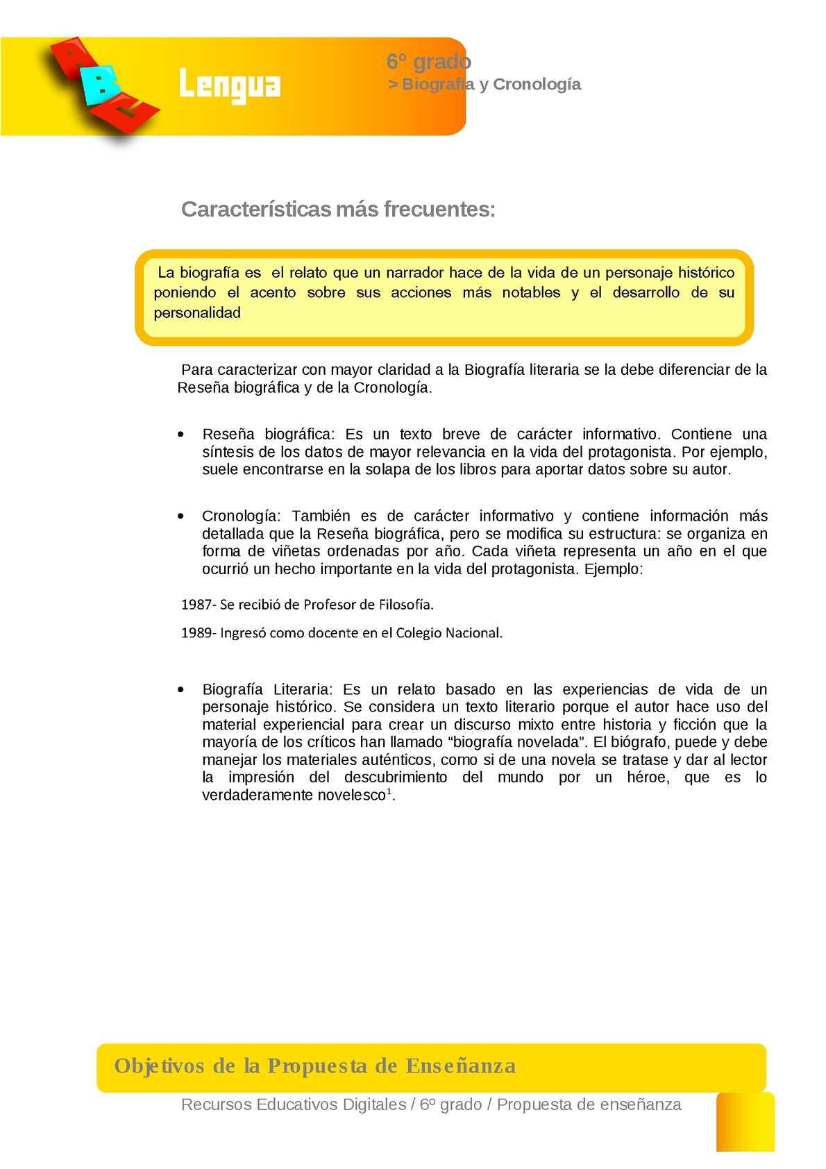 Perfecto Plantilla Para Una Biografía Colección de Imágenes ...