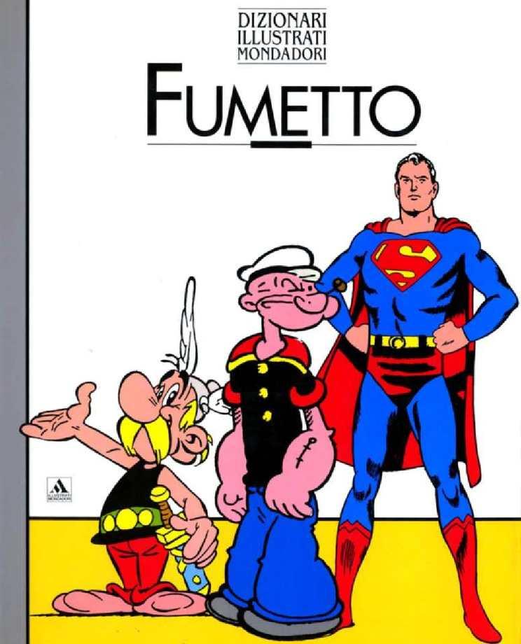 abbastanza Calaméo - Dizionario illustrato del fumetto PU95