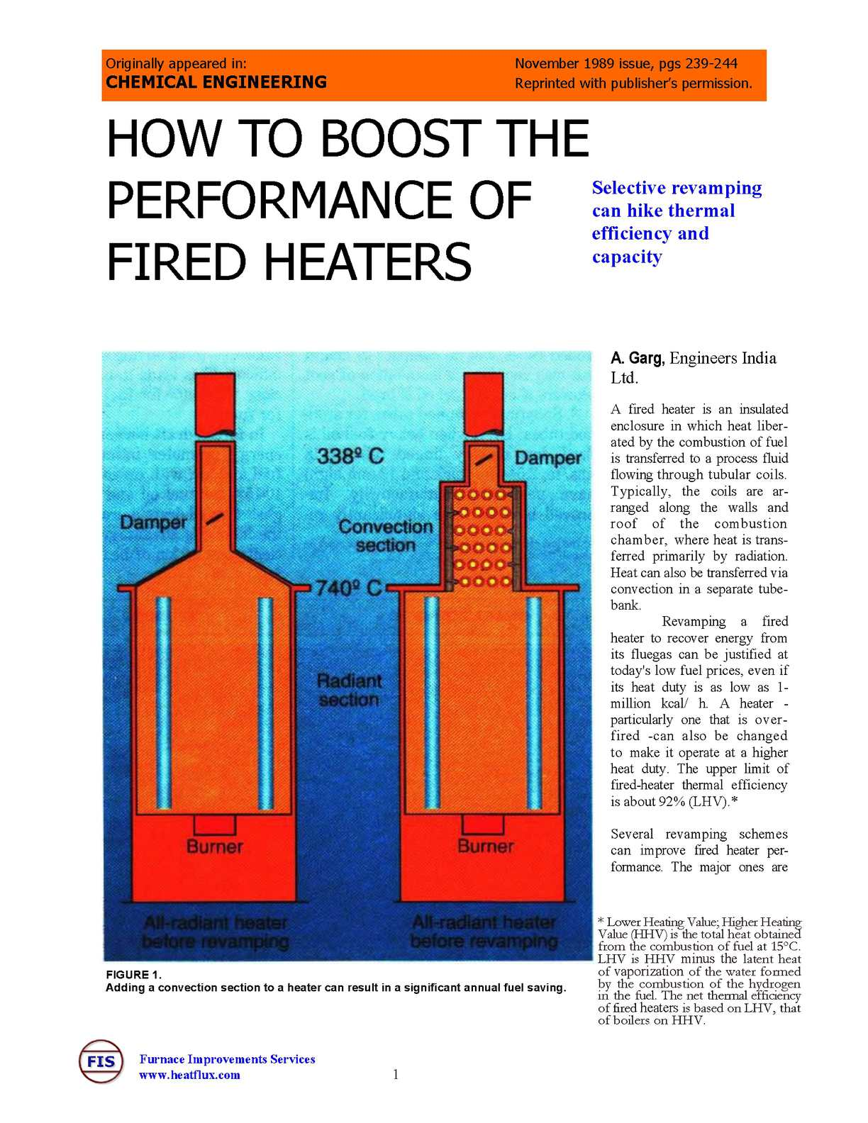 Calaméo - How to Boost the Performance of Fired Heaters