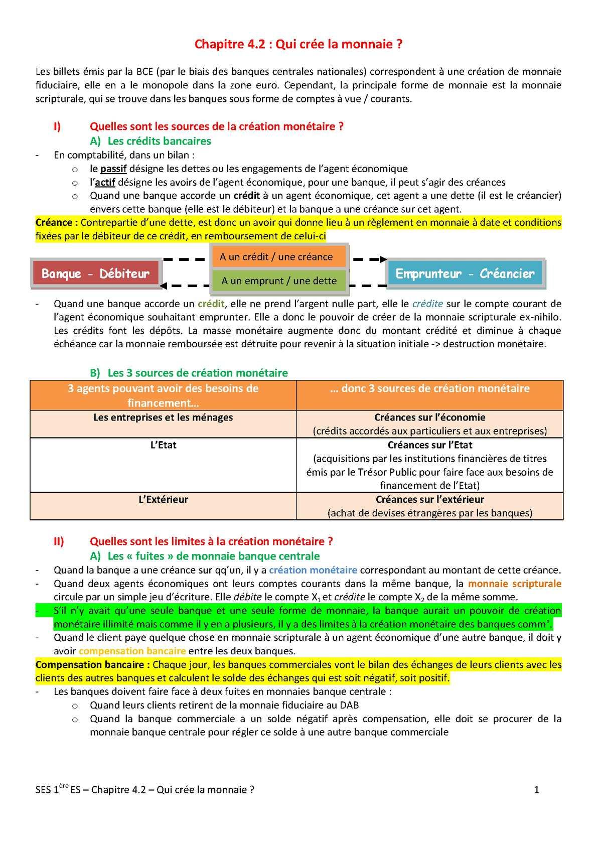 ES - SOCIO - Chapitre 12 | JéSky.fr