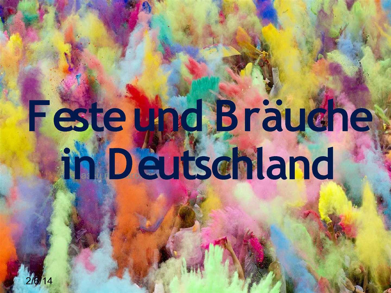 Bräuche In Deutschland : calam o feste und br uche in deutschland ~ Markanthonyermac.com Haus und Dekorationen
