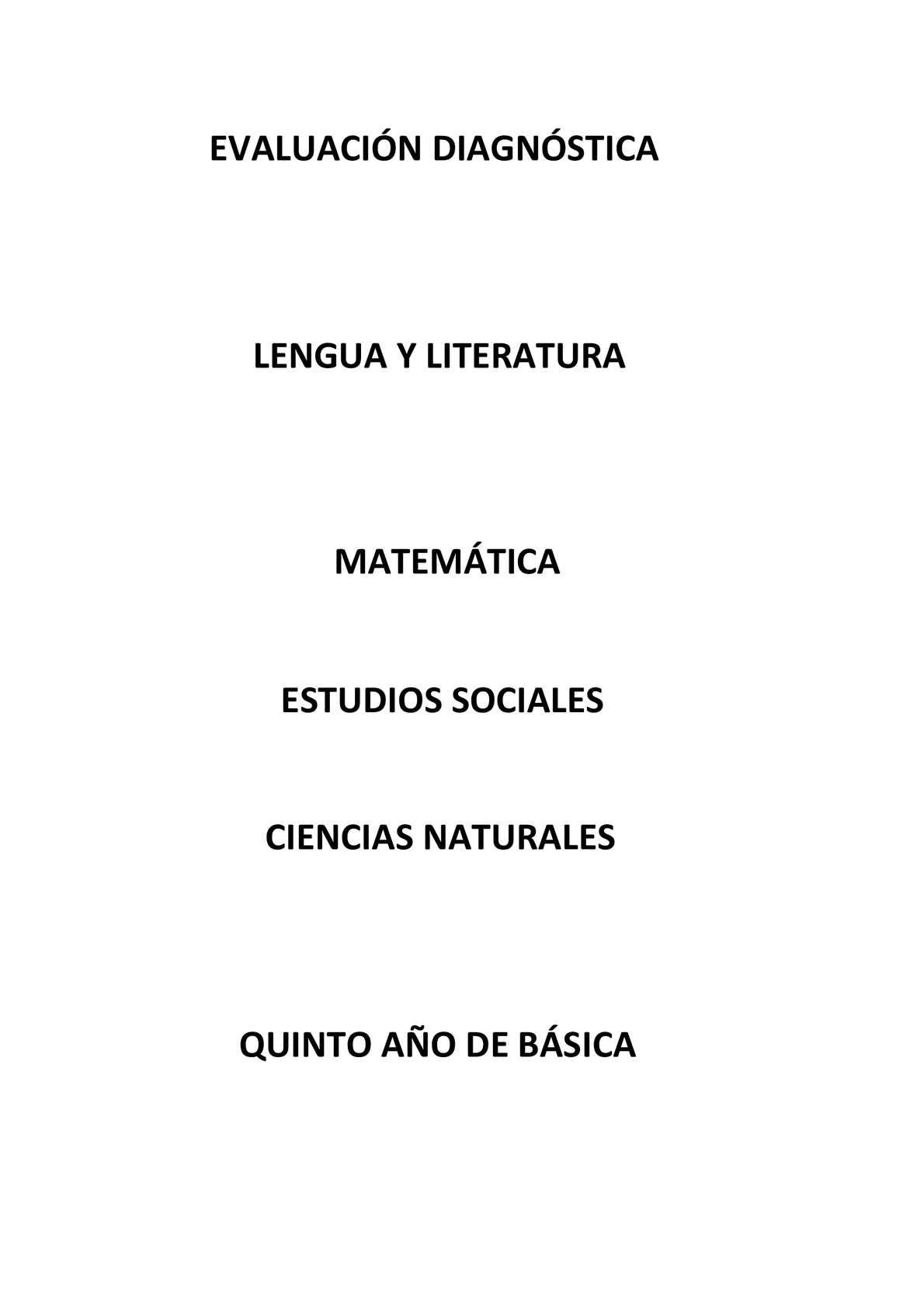 Calaméo - Evaluaciones_Plan_de_Lecci_n_Diaria_clase_5to