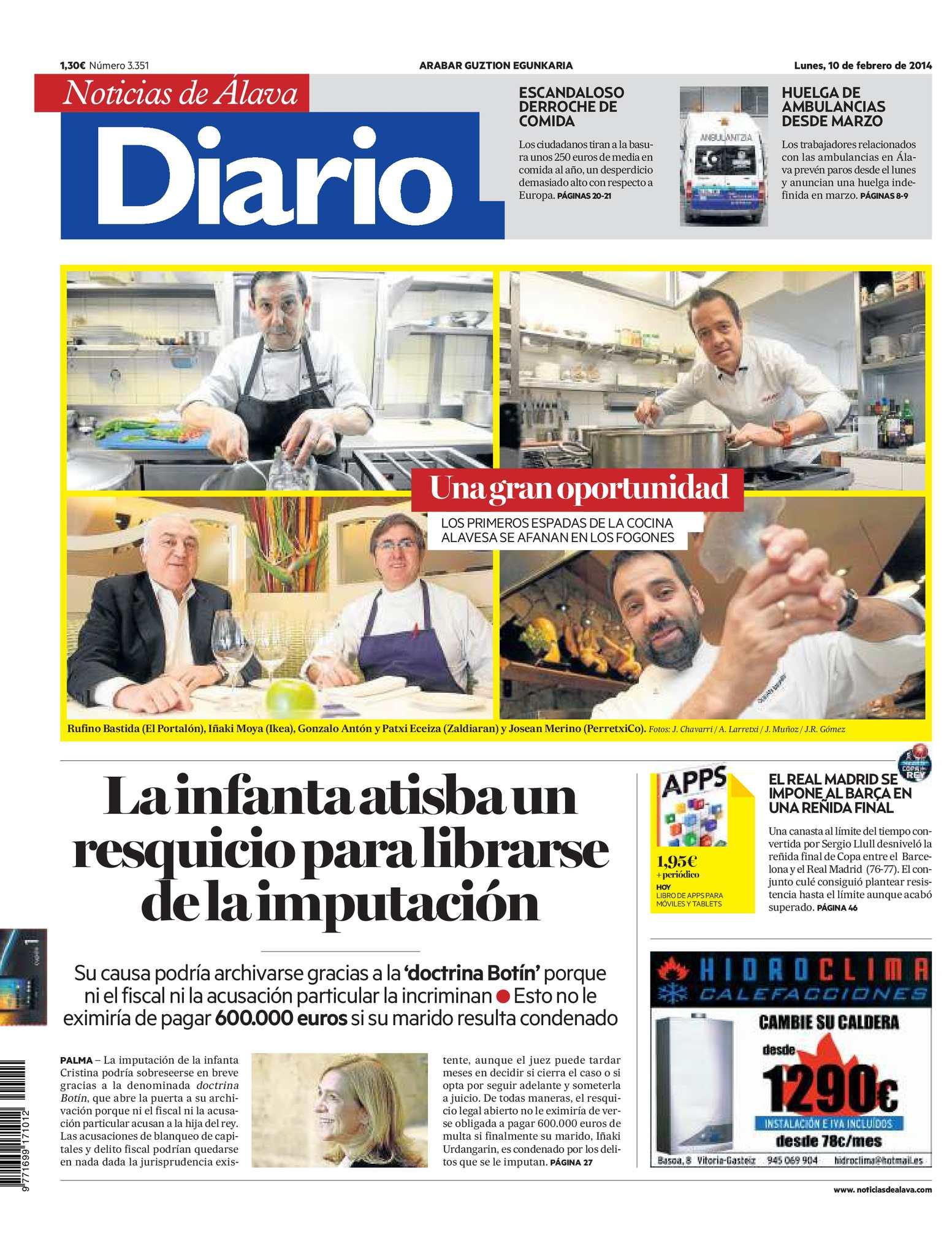 Calaméo - Diario de Noticias de Álava 20140210