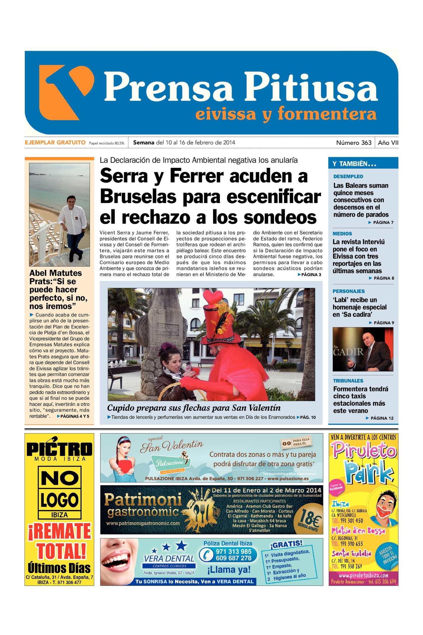 Calaméo - Prensa Pitiusa edición 363