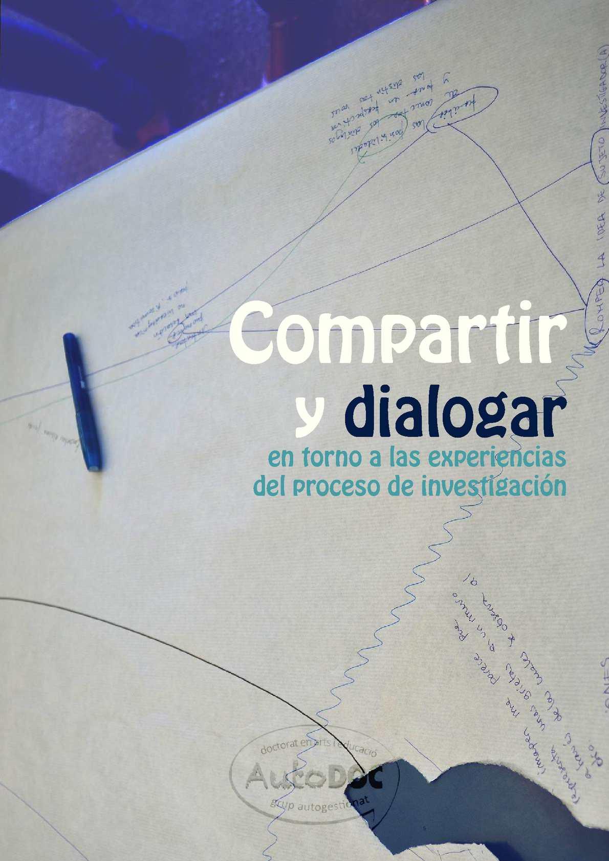 Calaméo - Compartir y dialogar en torno a las experiencias del ...