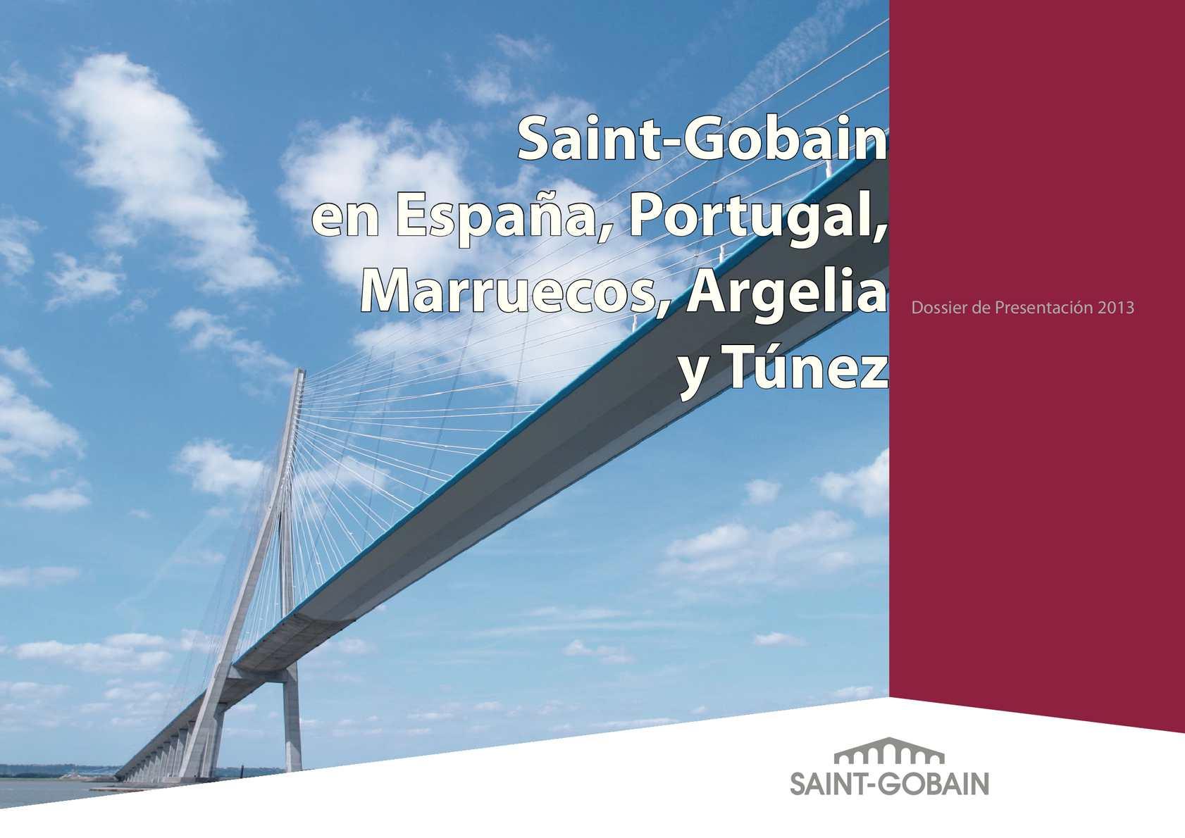 calam o saint gobain en espa a portugal marruecos