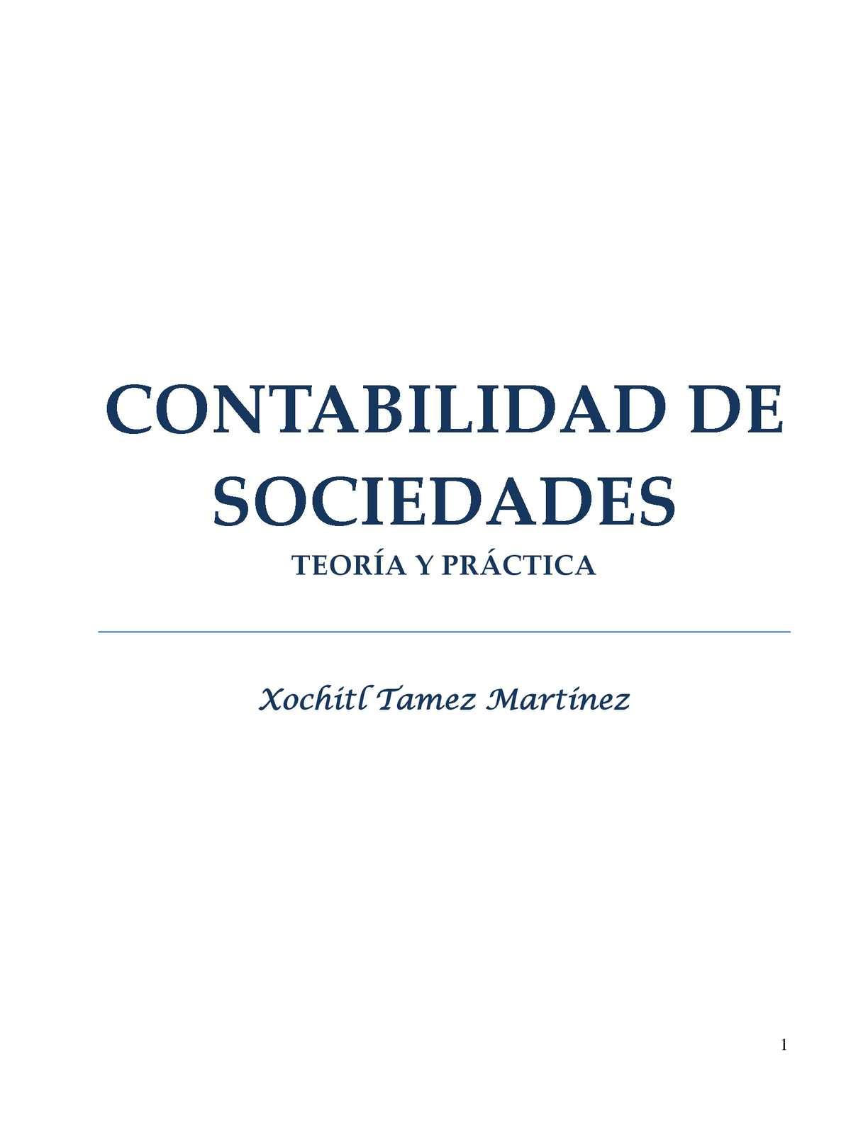Calaméo - CONTABILIDAD DE SOCIEDADES