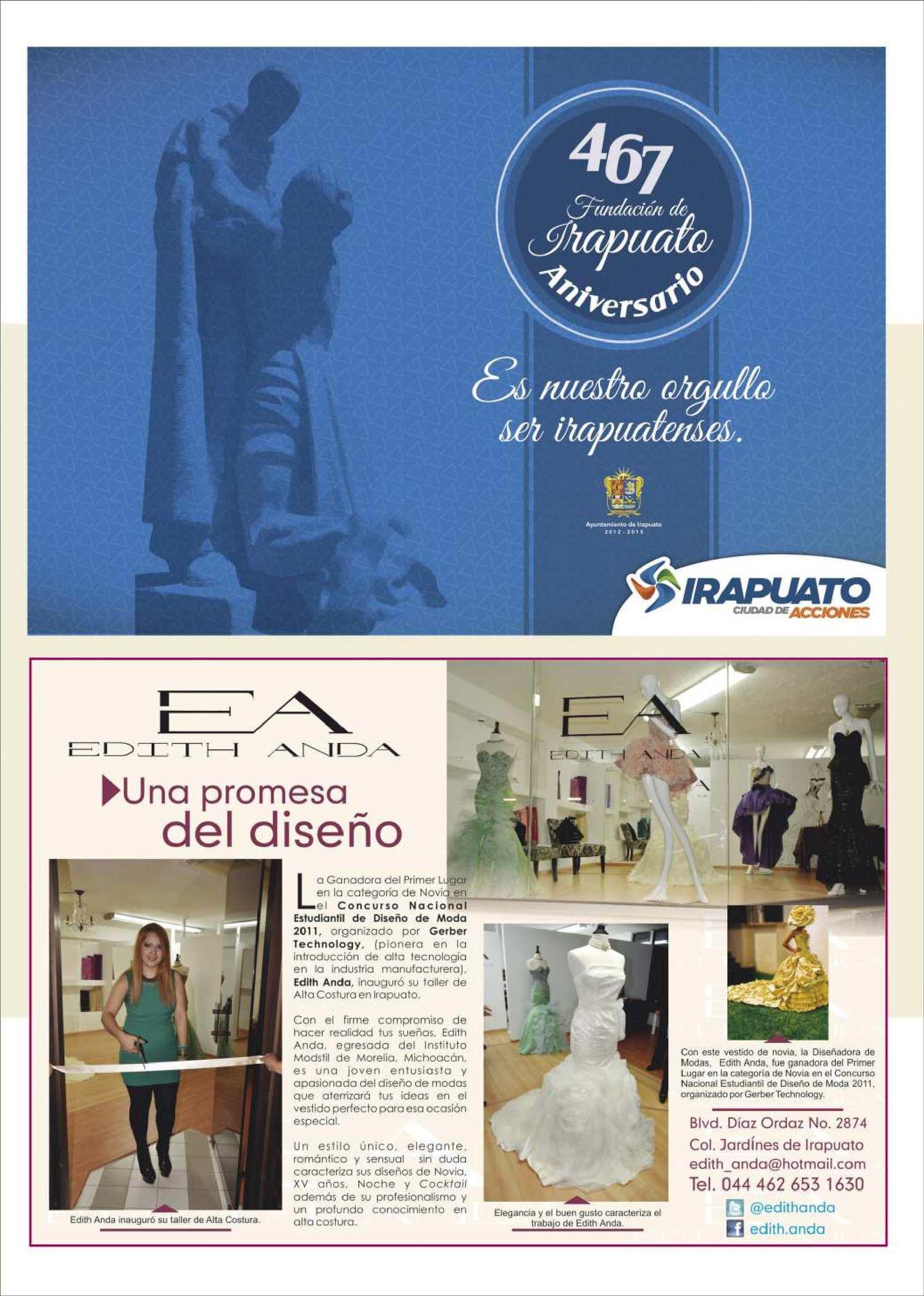 Élite Metropolitan Irapuato y Salamanca 462 - CALAMEO Downloader