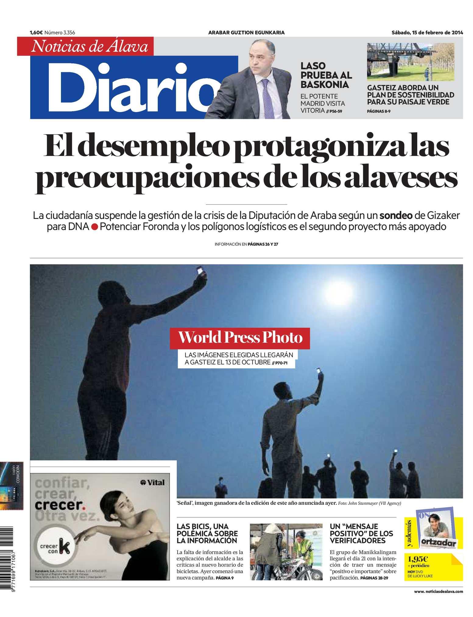 Calaméo - Diario de Noticias de Álava 20140215