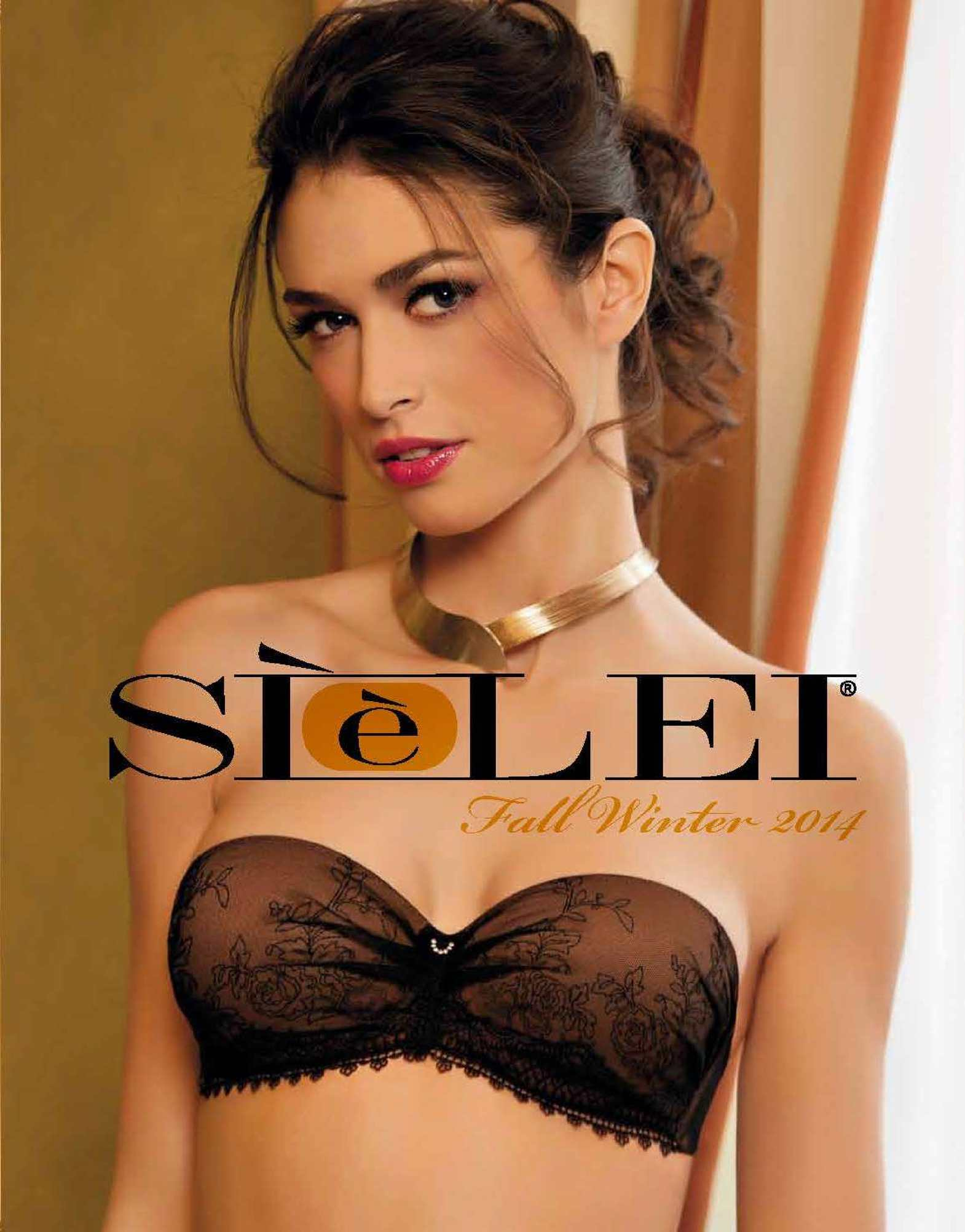 Sielei Fall / Winter Corsetteria Collection 2014 Made in Italy