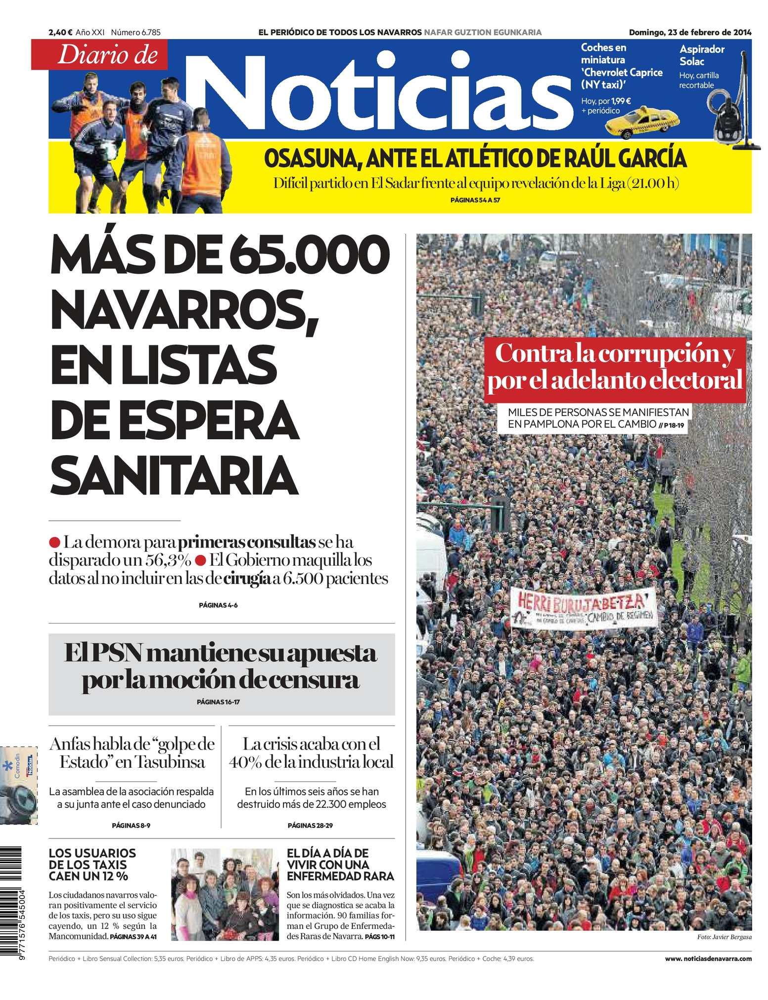 Calaméo - Diario de Noticias 20140223