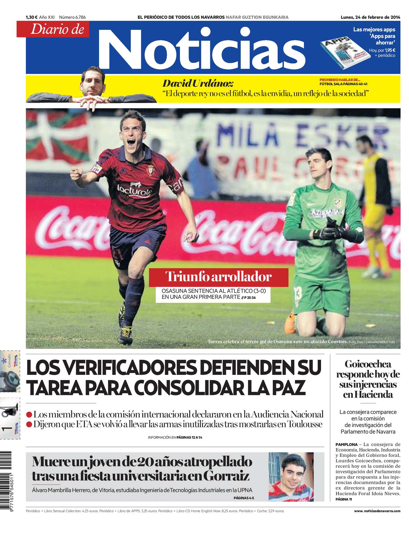 Calaméo - Diario de Noticias 20140224