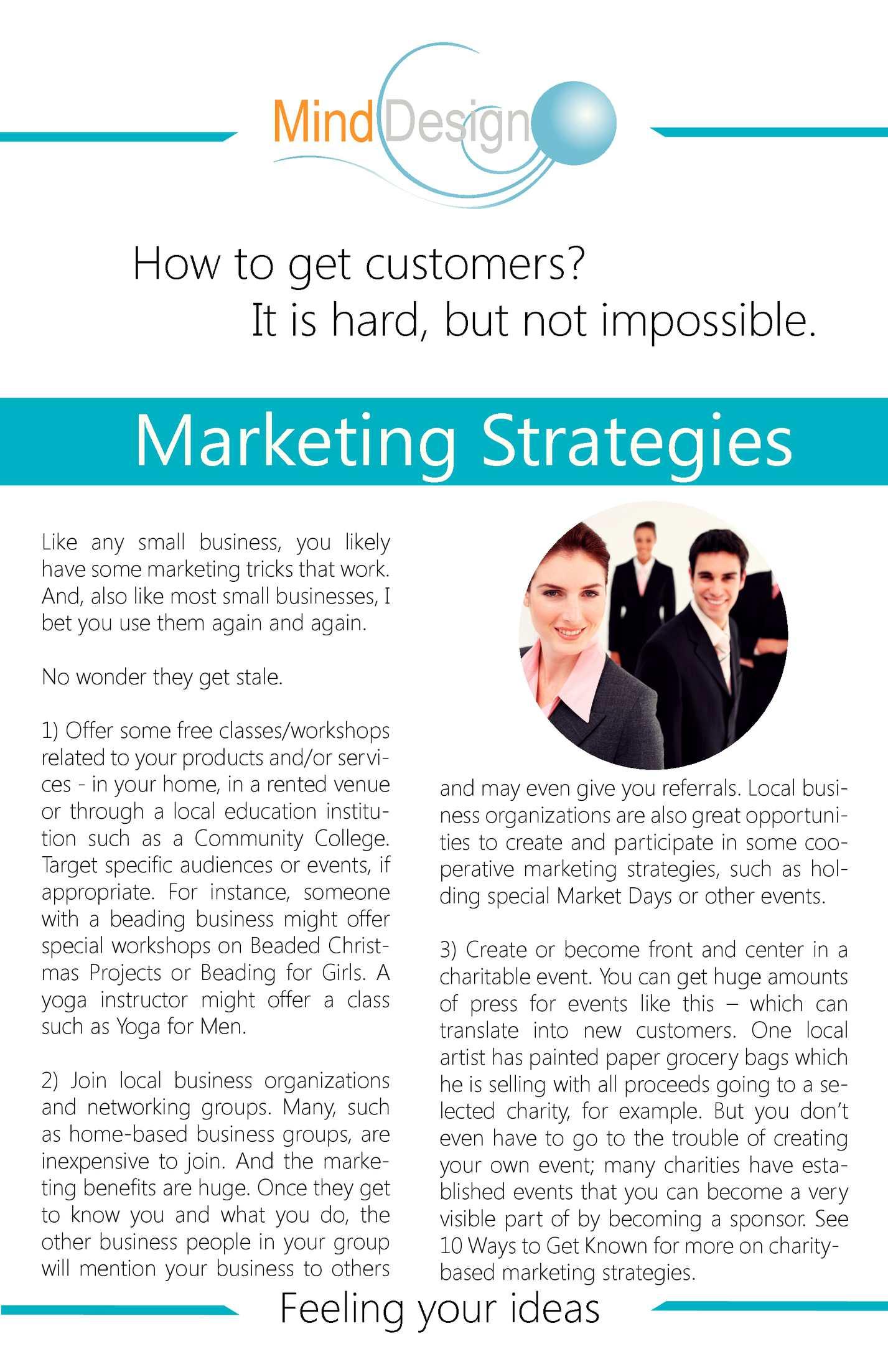 Calaméo - Newspaper_Marketingstrategies