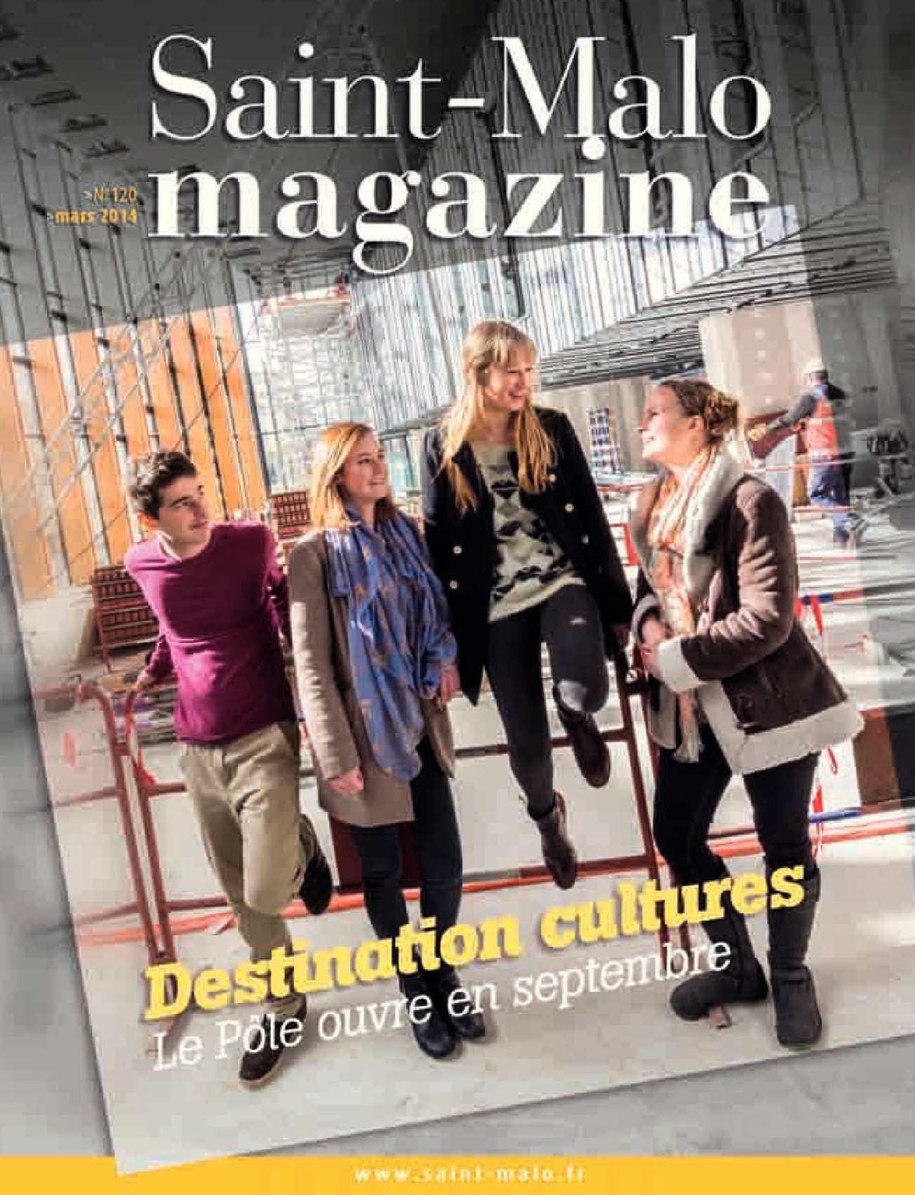 Calameo Saint Malo Magazine N 120
