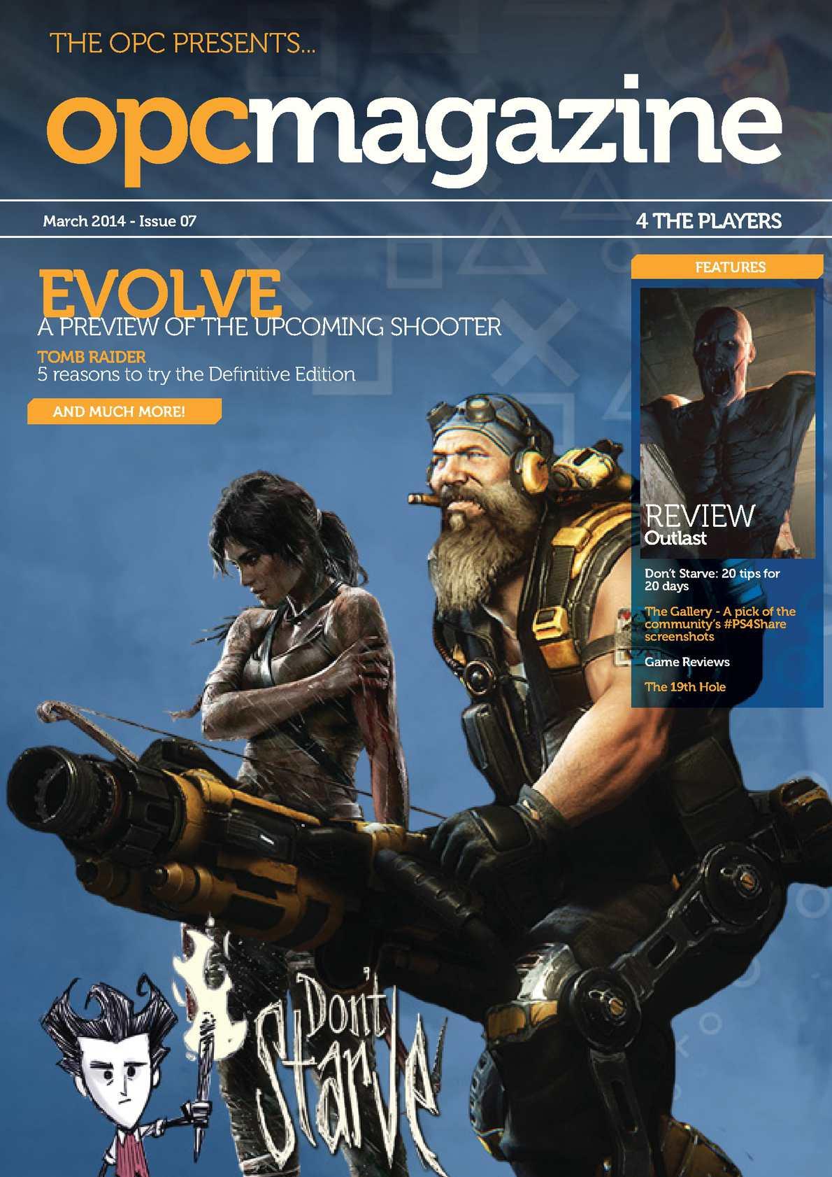 OPC Magazine - Issue 07