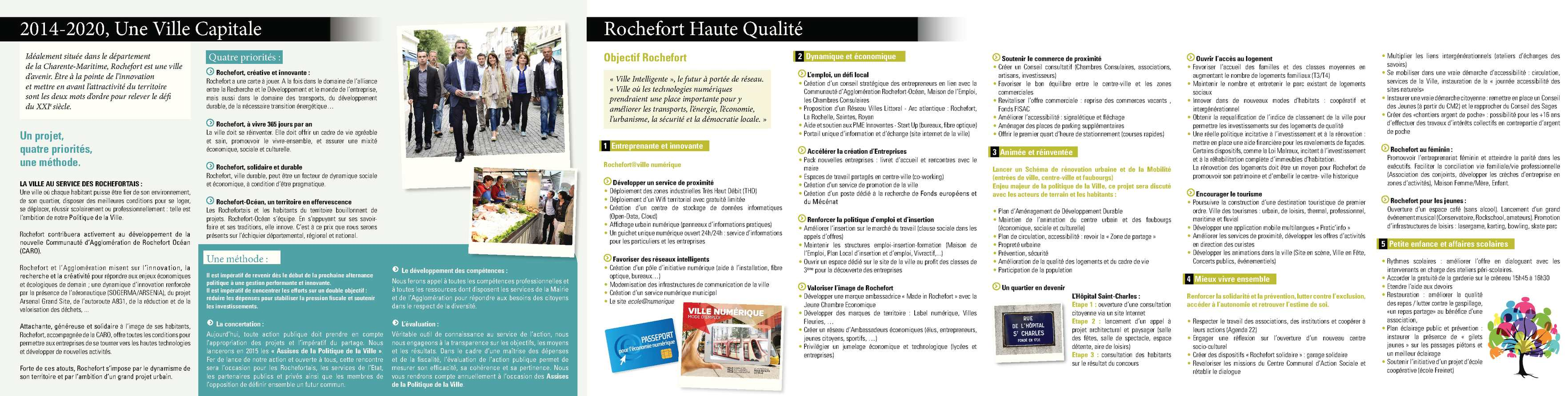 Programme Hervé Blanché 2014