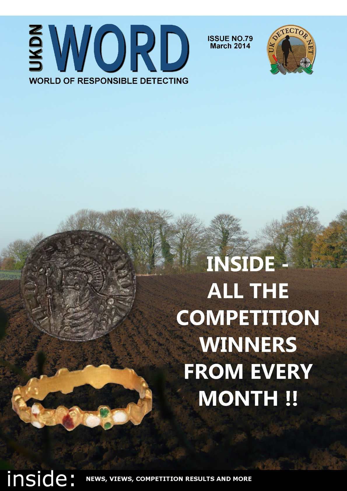 UKDN Word - Issue 79 - March 2014