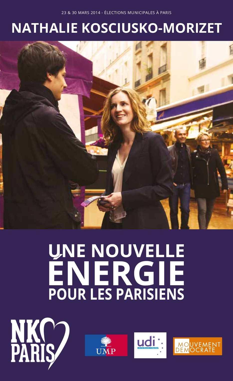 Synthèse Projet NKM Paris