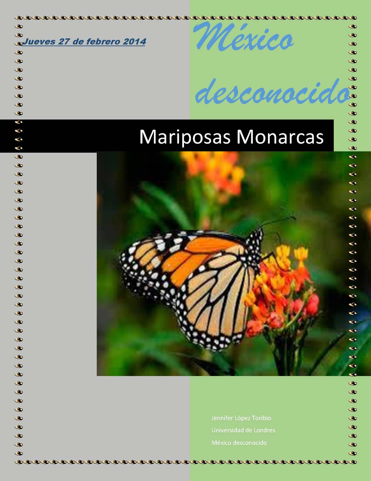 Calaméo - Mariposas Monarcas1pdf