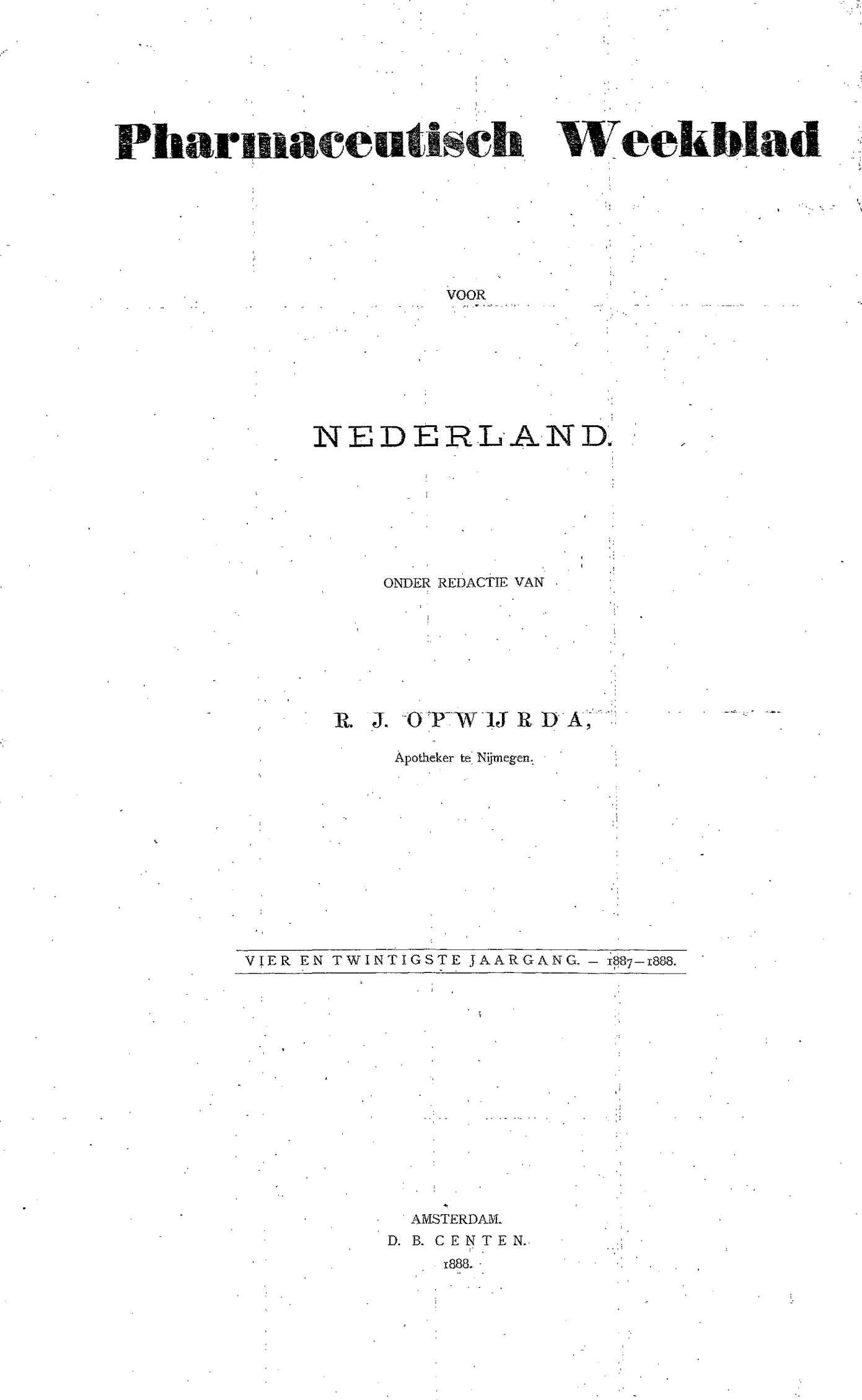 Calaméo - 1887, jaargang 24
