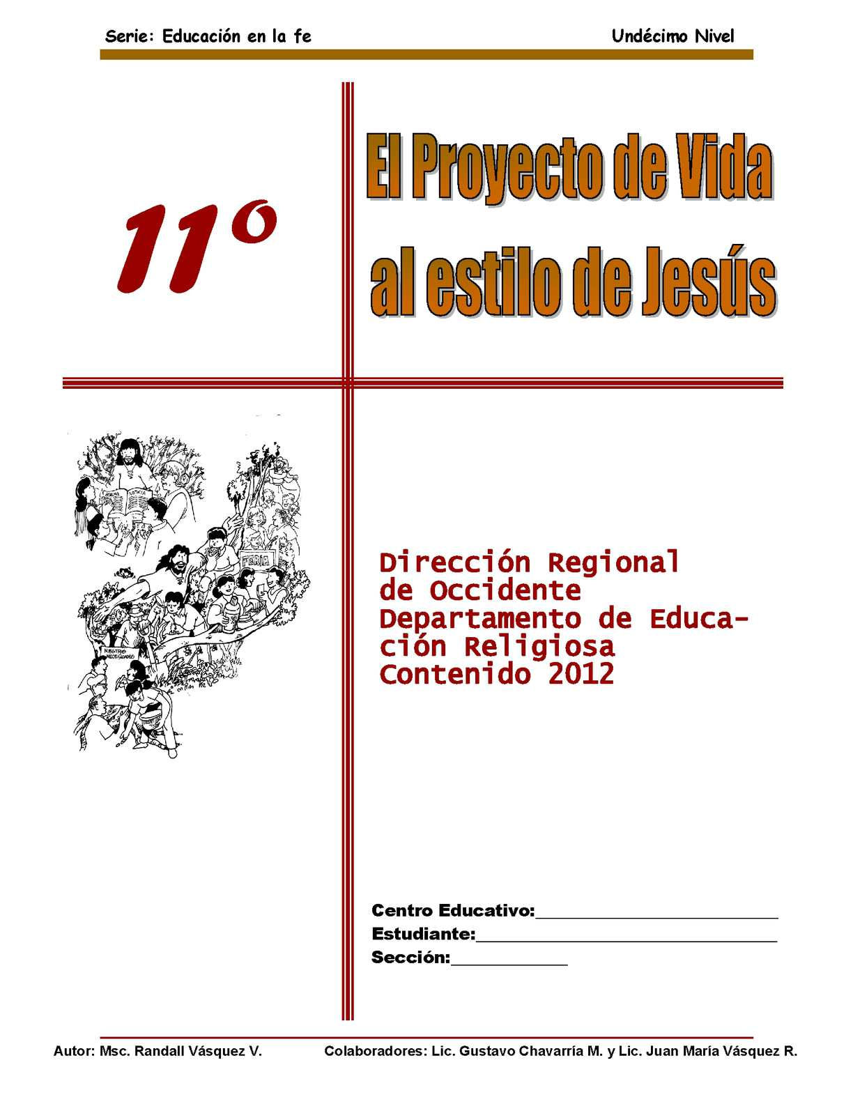 Folleto de Religión 11