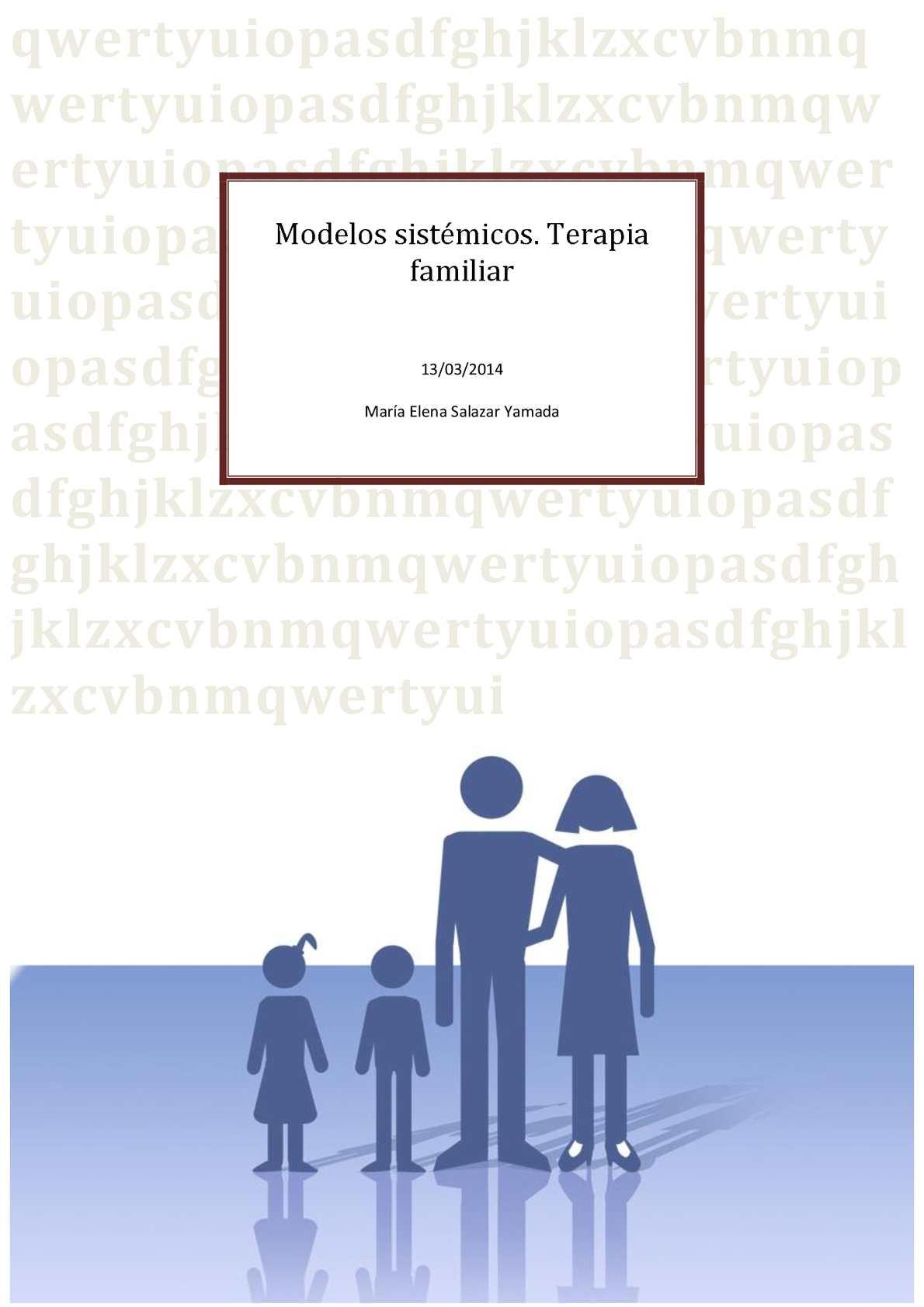 Modelos Sistemicos