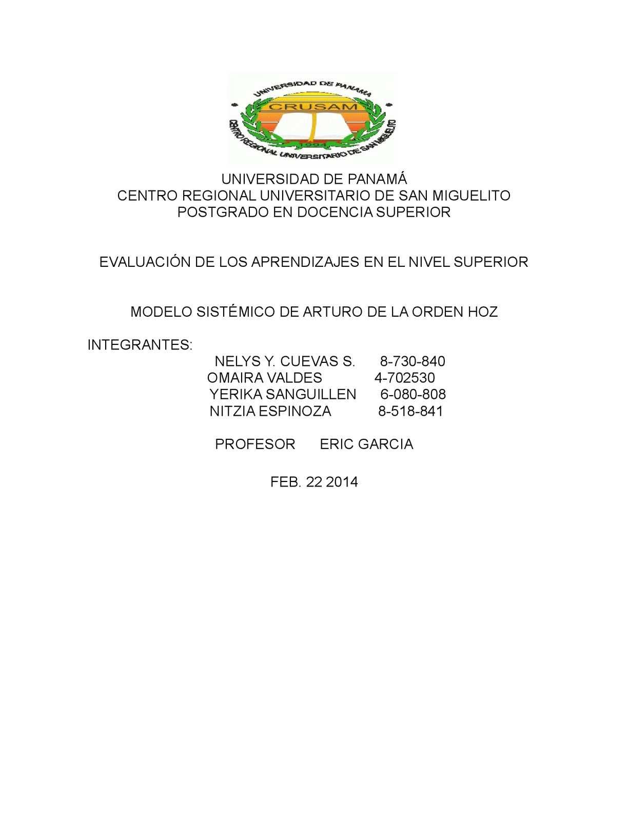 Calaméo - MODELO SISTEMICO2202docx