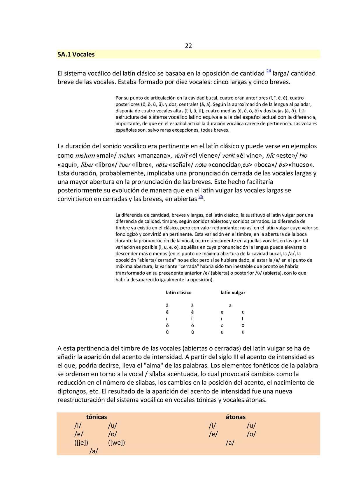 Aproximacin a la historia de la lengua espaola calameo downloader page 22 urtaz Images