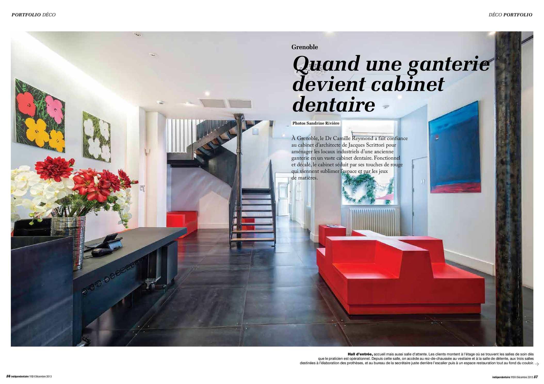 Calaméo - Cabinet dentaire à Grenoble