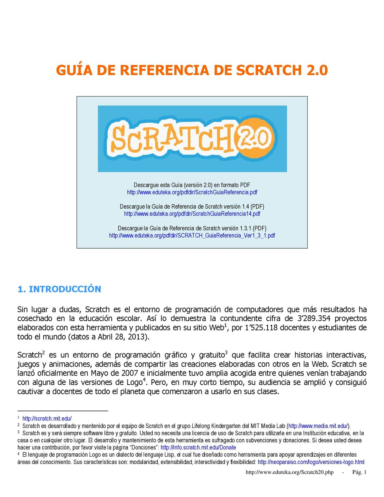 scratch 2.0 tutorial pdf