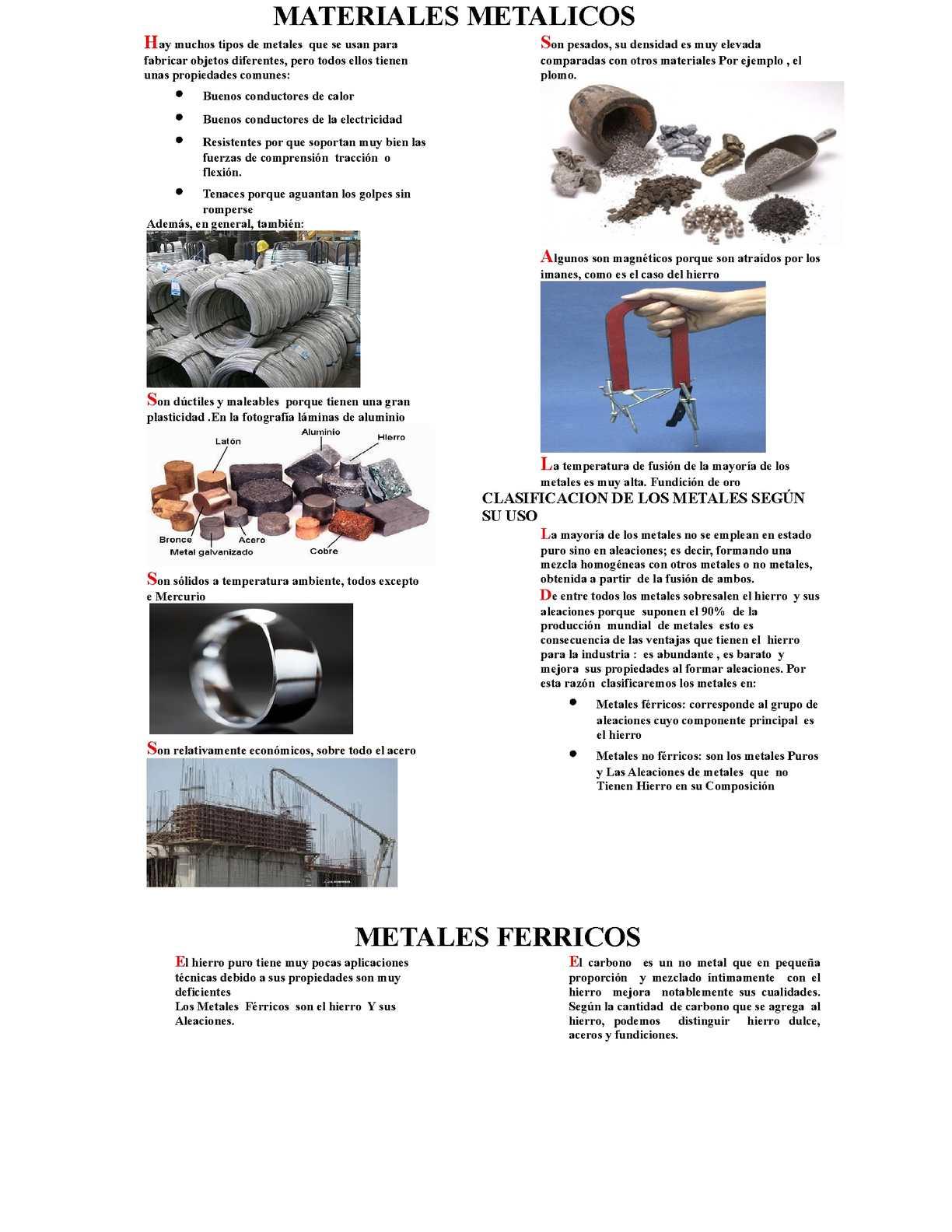 Calaméo - metales