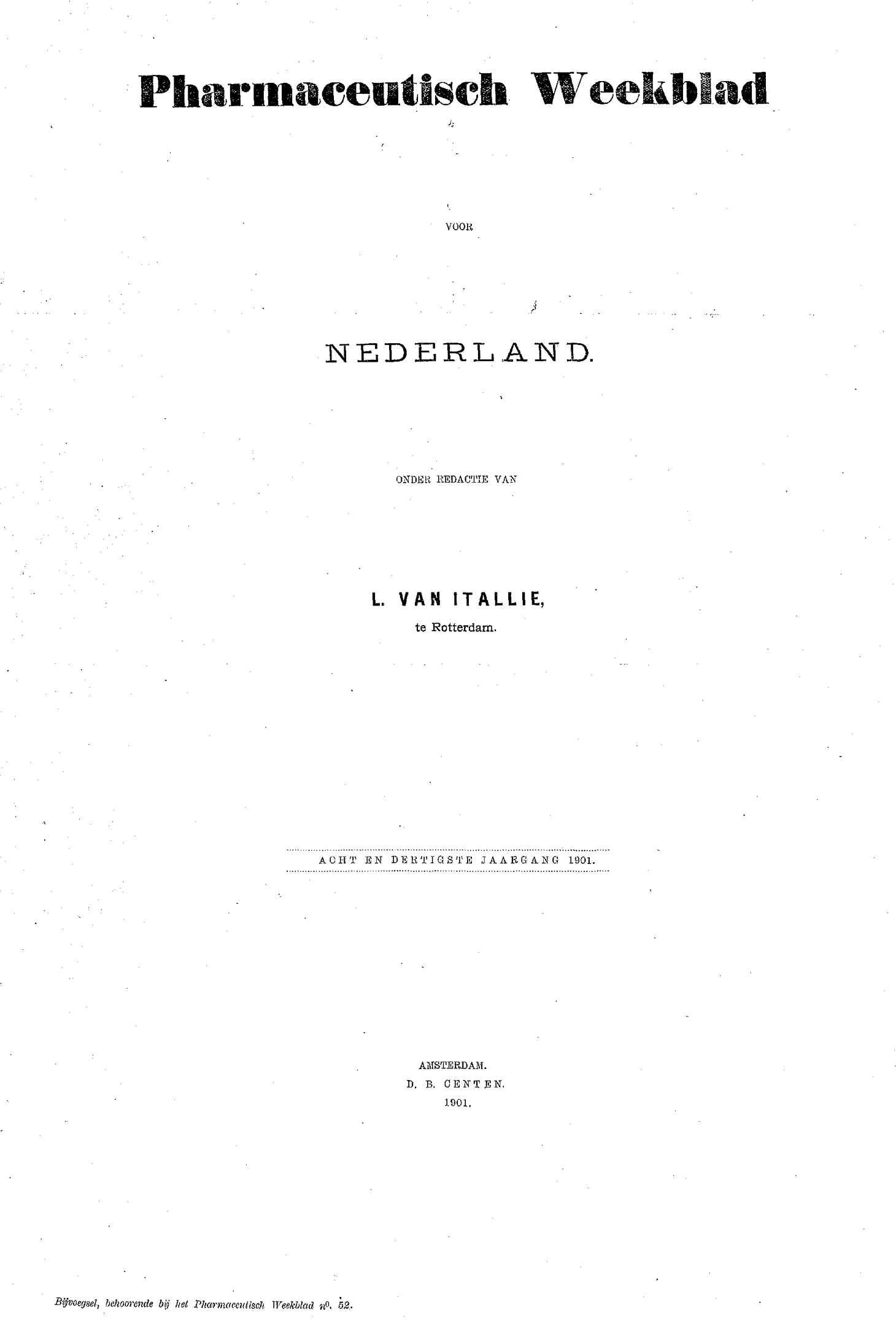 Calaméo - 1901, jaargang 38