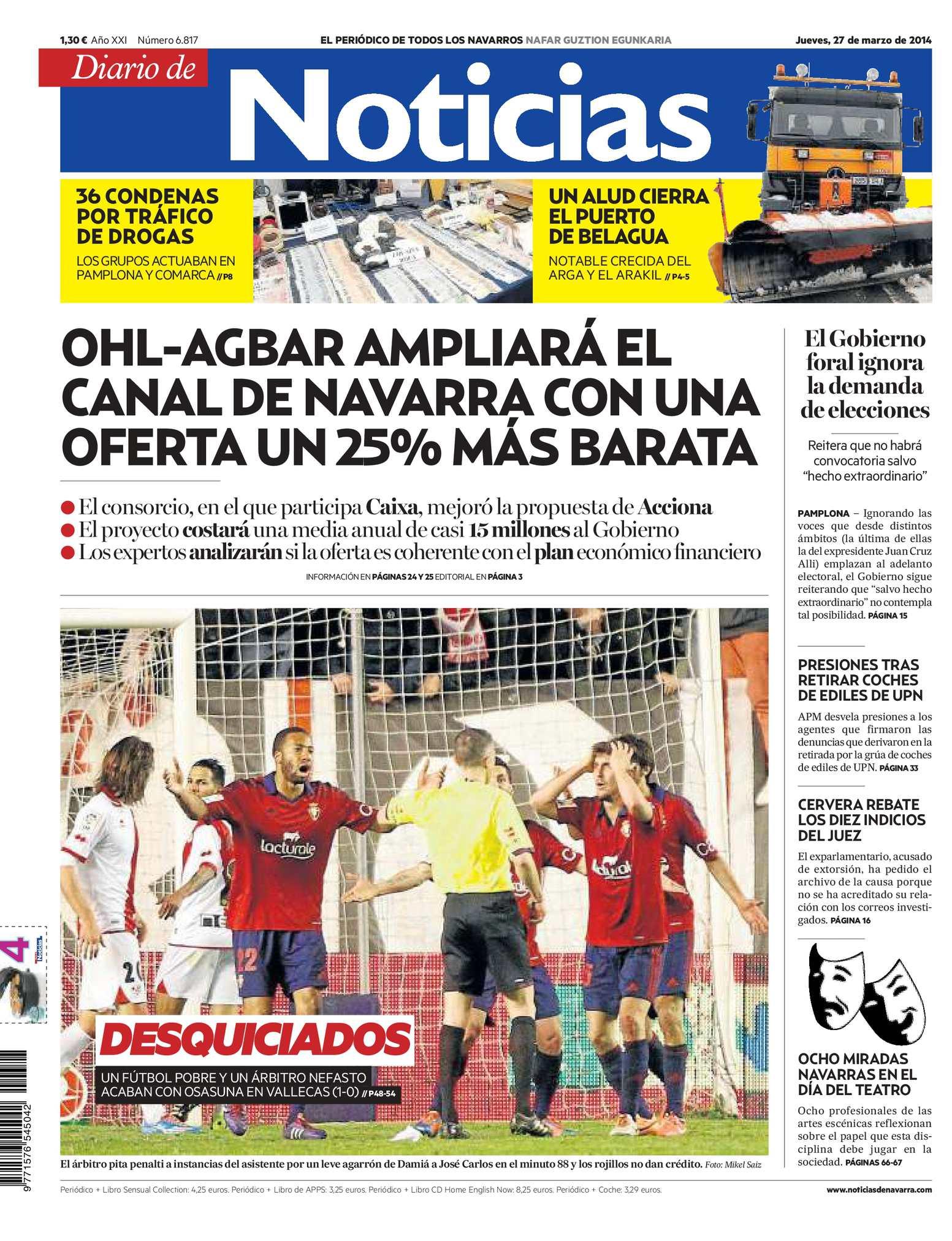 Calaméo - Diario de Noticias 20140327