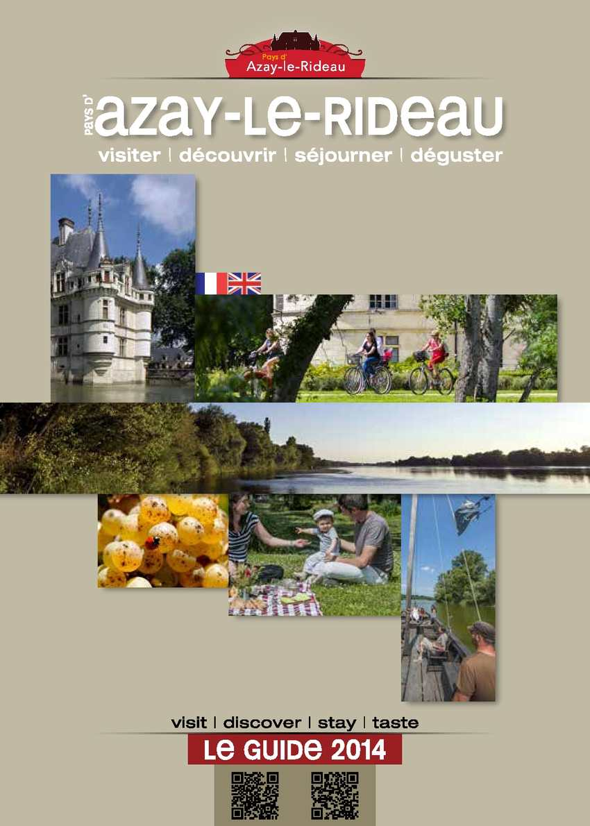 Calam o guide touristique de l 39 office de tourisme du - Office du tourisme vendays montalivet ...