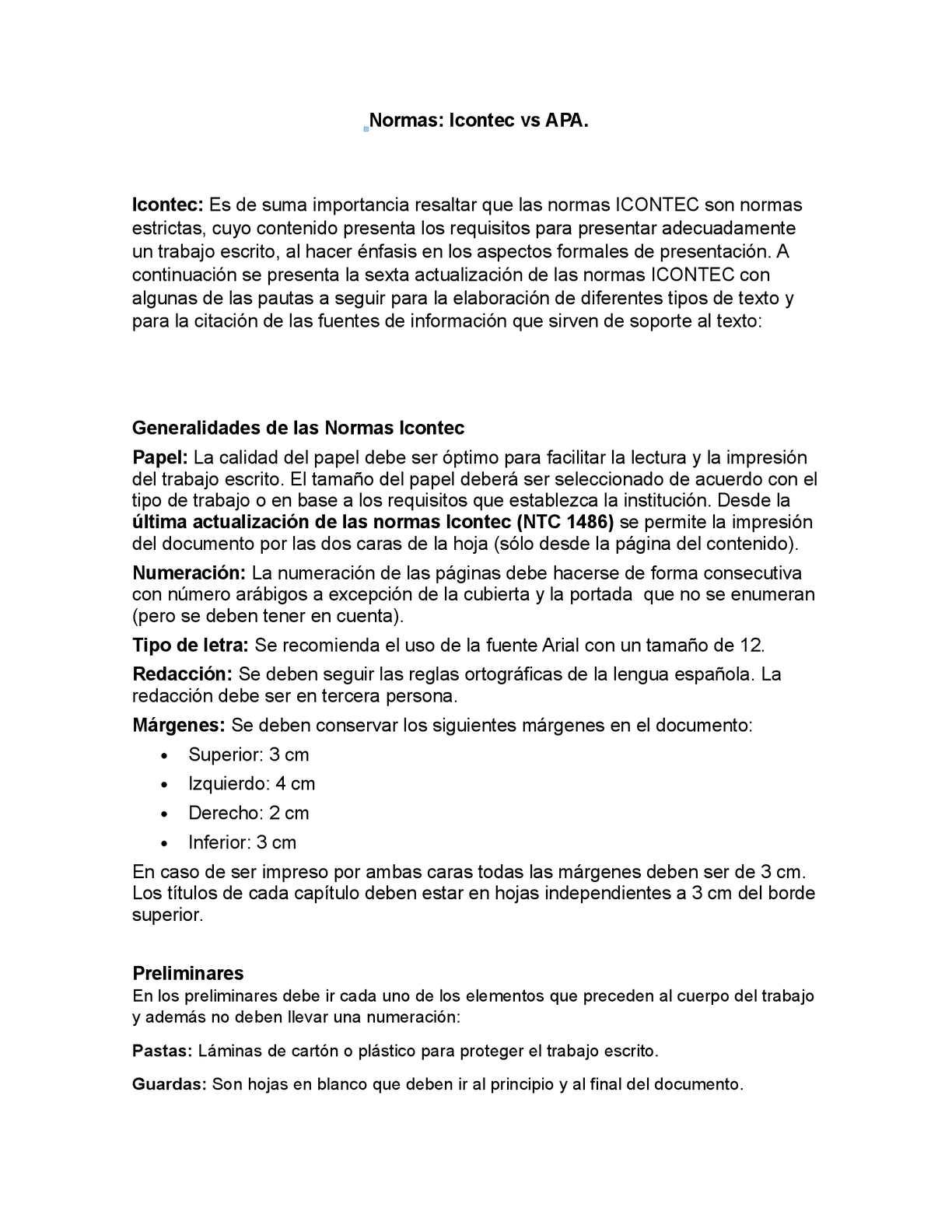 Calaméo - normas Icontec vs APA.