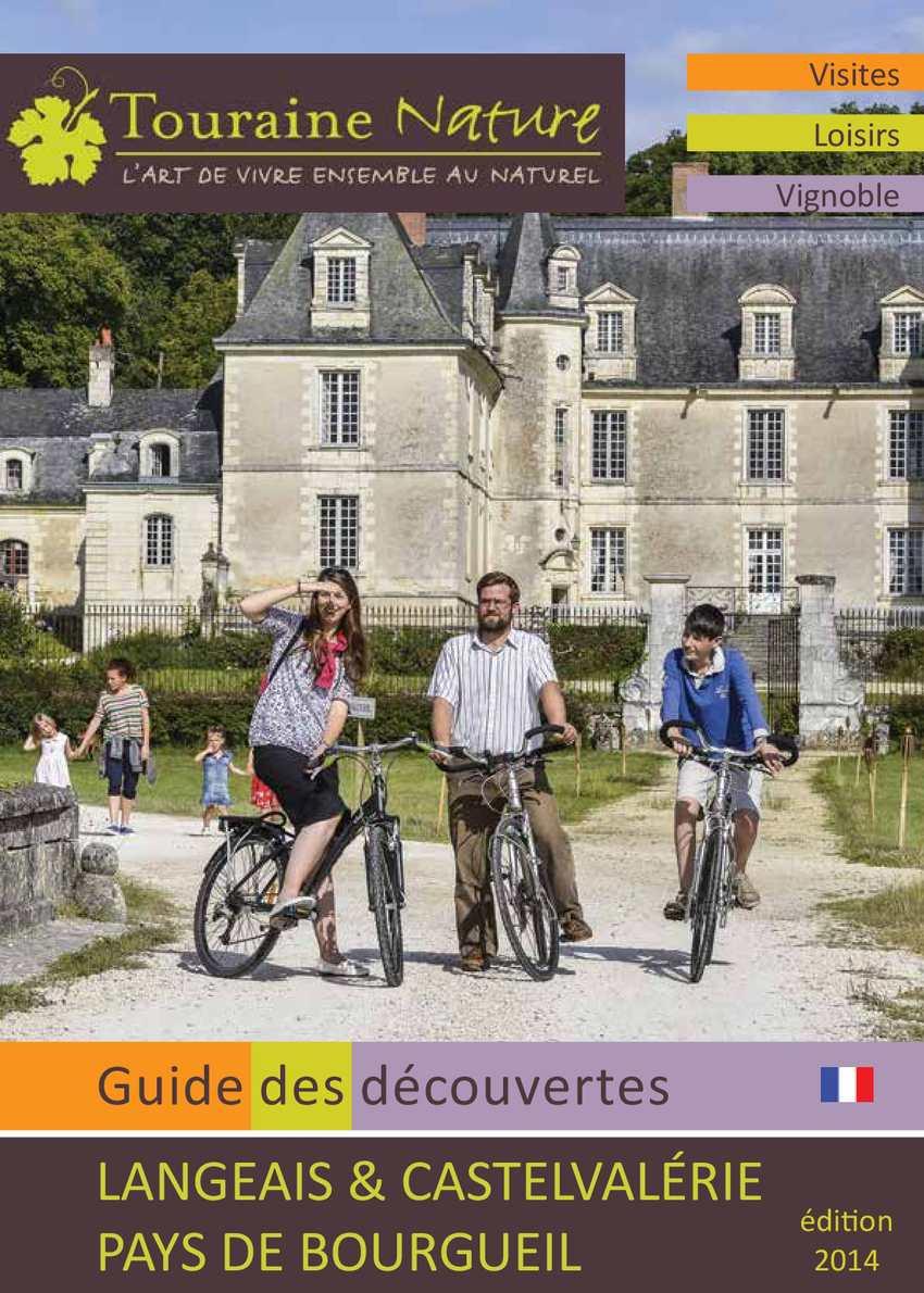 Calam o guide des d couvertes 2014 - Office de tourisme de langeais ...