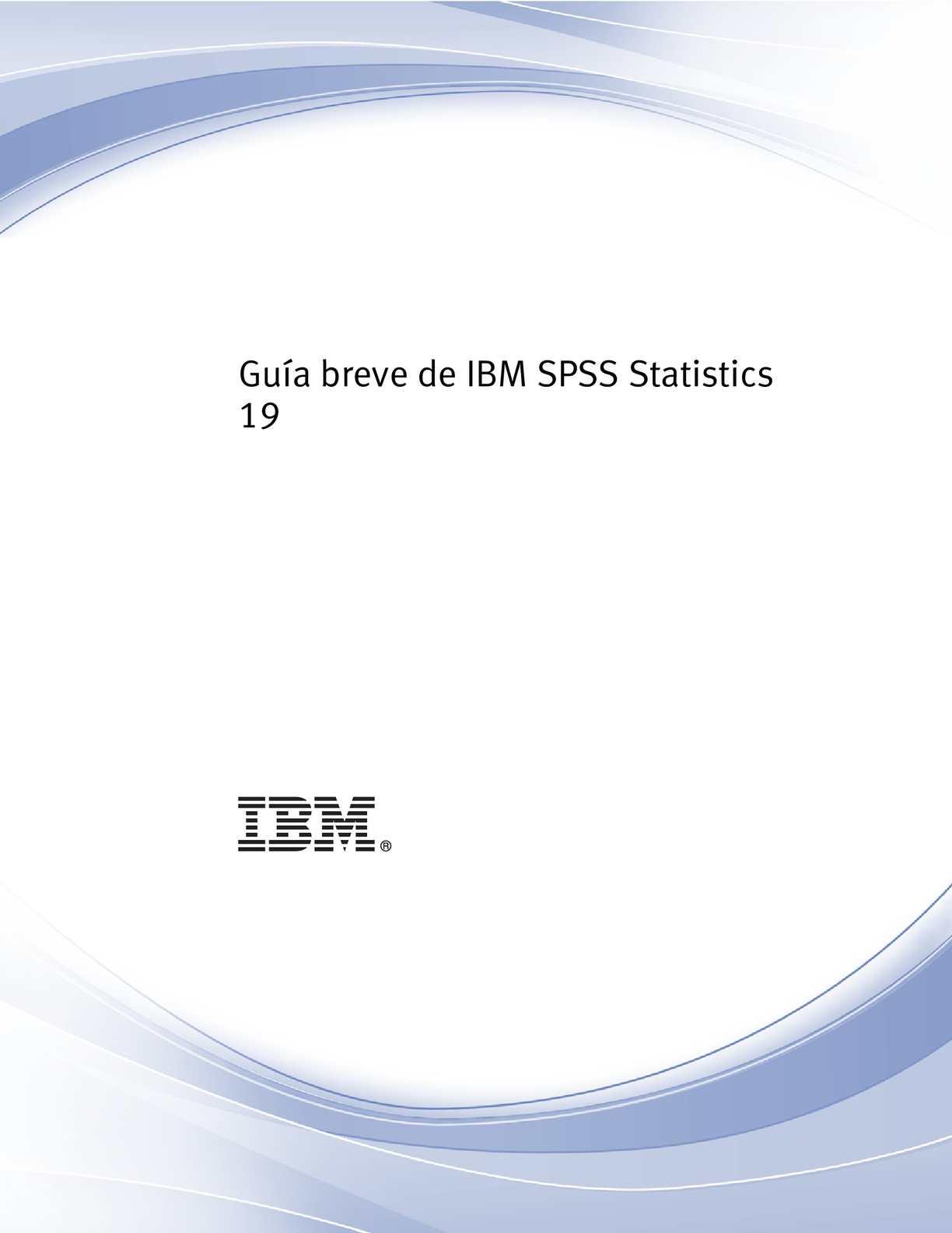 Calaméo - SPSS Estadística