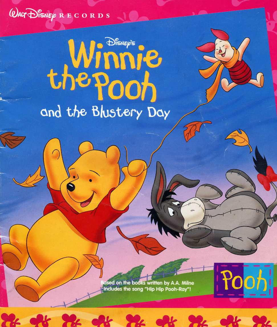 winnie the pooh a day with