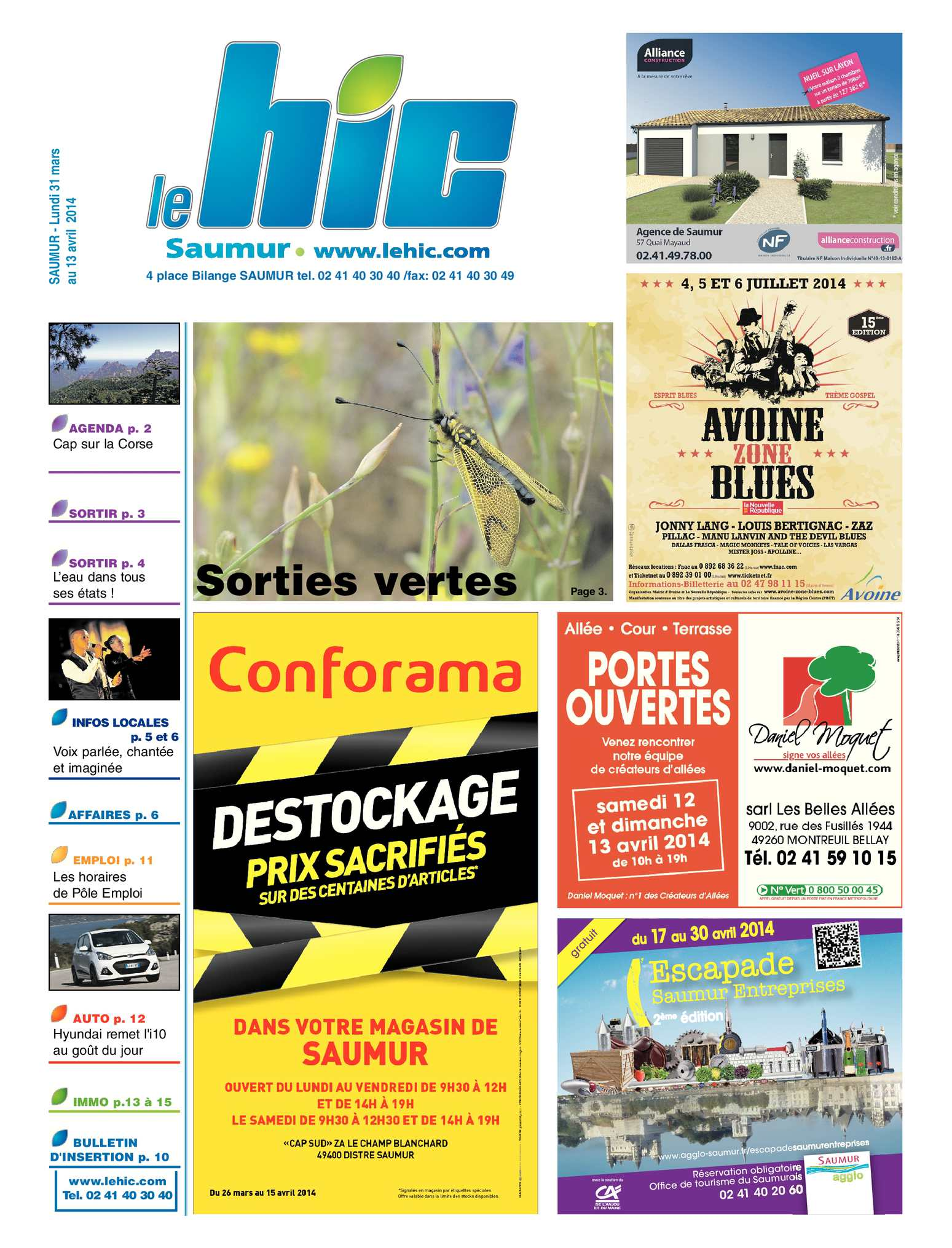 Calaméo Saumur 31mars