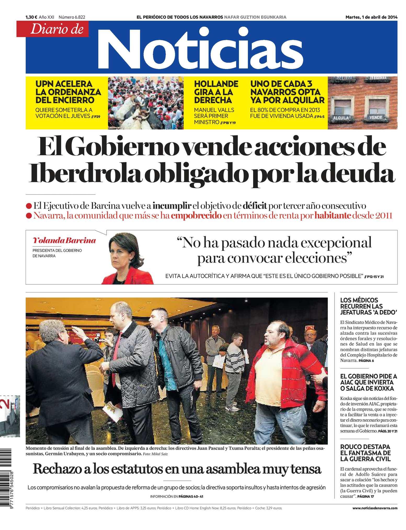 Calaméo - Diario de Noticias 20140401